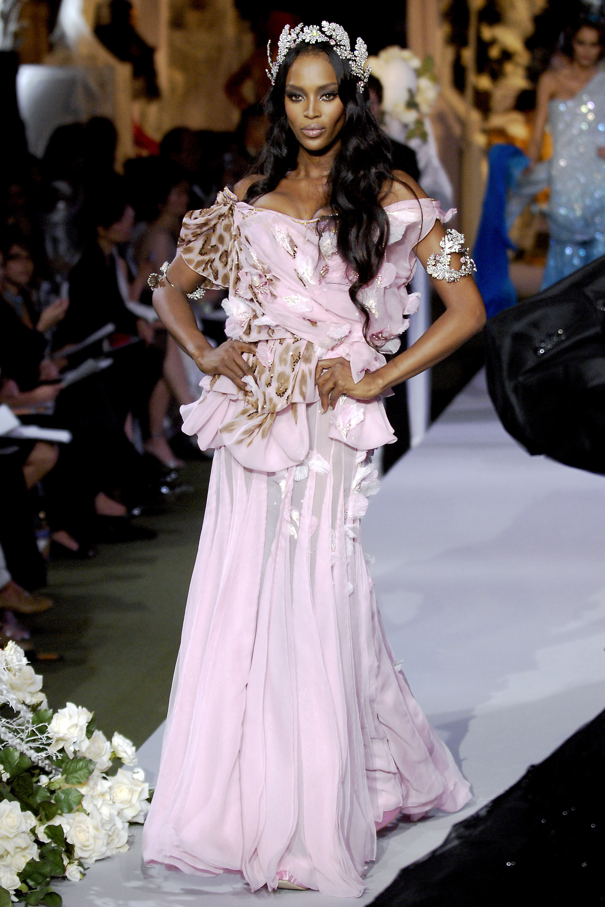 Naomi Campbell S Iconic Runway Moments Through The Years