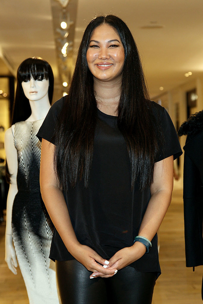Kimora Lee hosts An Evening with Kimora Lee Simmons at Bloomingdale's in New York City on September 8, 2016.