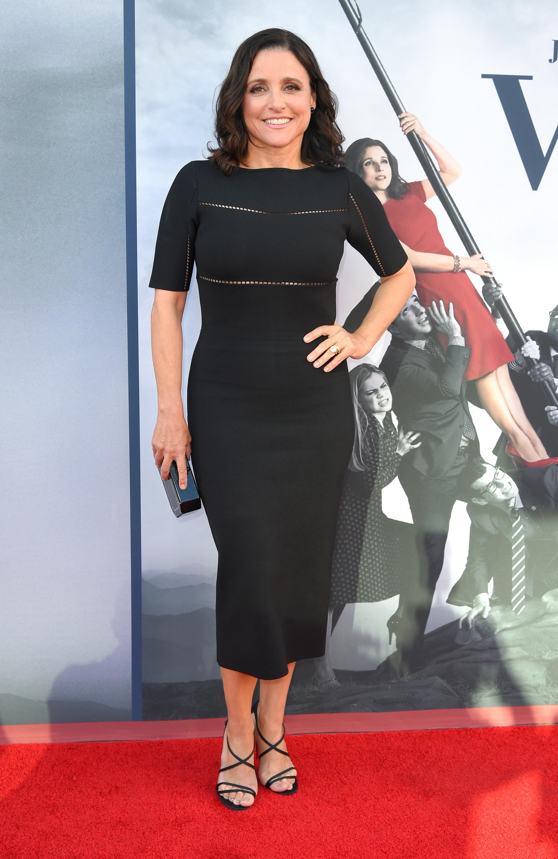 """Julia Louis Dreyfus attends the """"Veep"""" FYC screening in Los Angeles on May 25, 2017."""