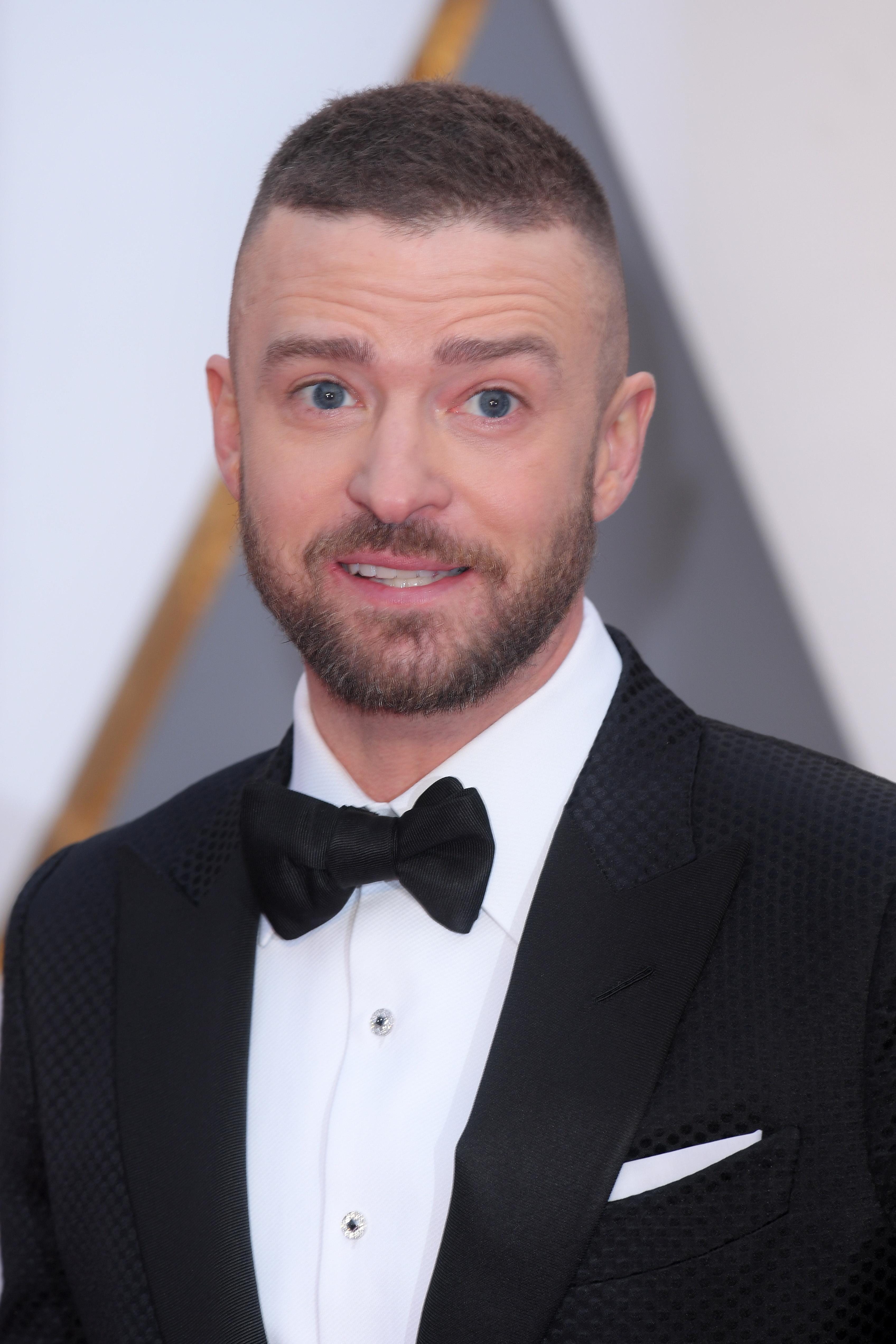 Justin Timberlake is humbled by fatherhood