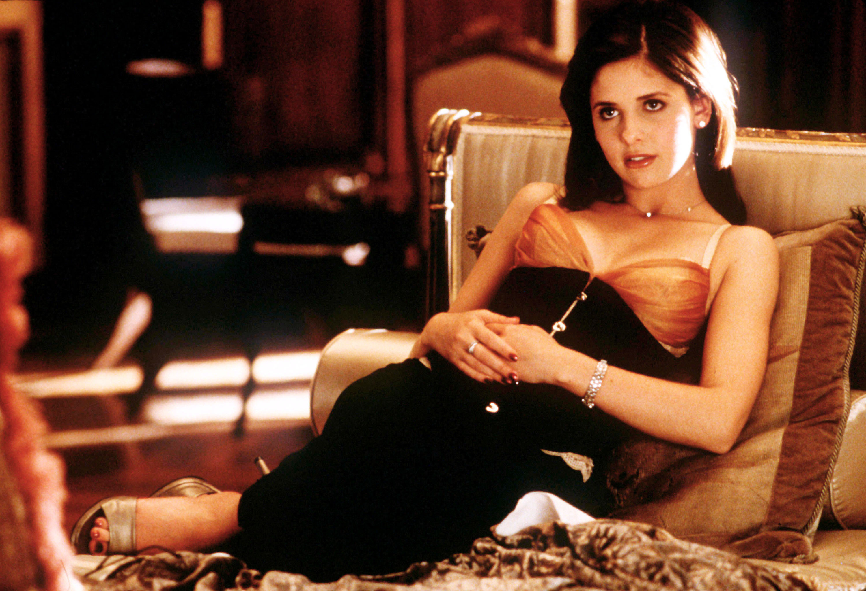 "Sarah Michelle Gellar starred as Kathryn Merteuil in 1999's ""Cruel Intentions."""