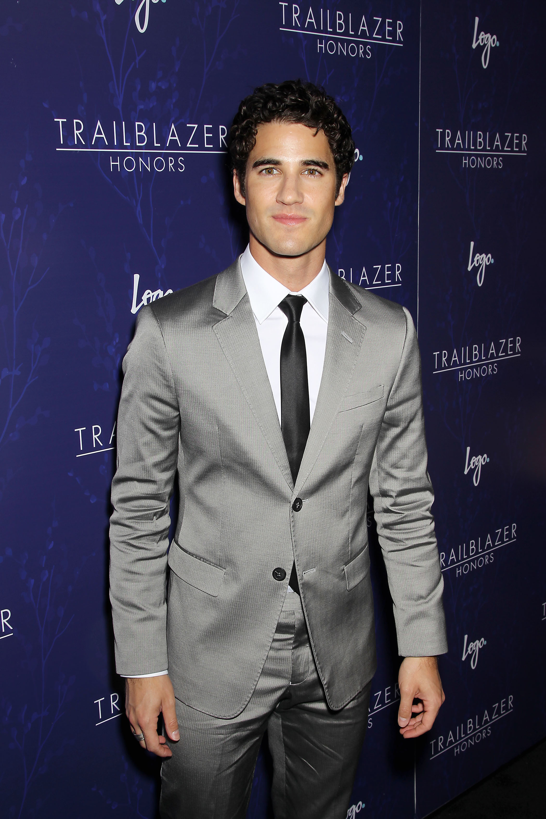 Darren Criss attends the Logo Trailblazer Honors 2017 in New York City on June 22, 2017.
