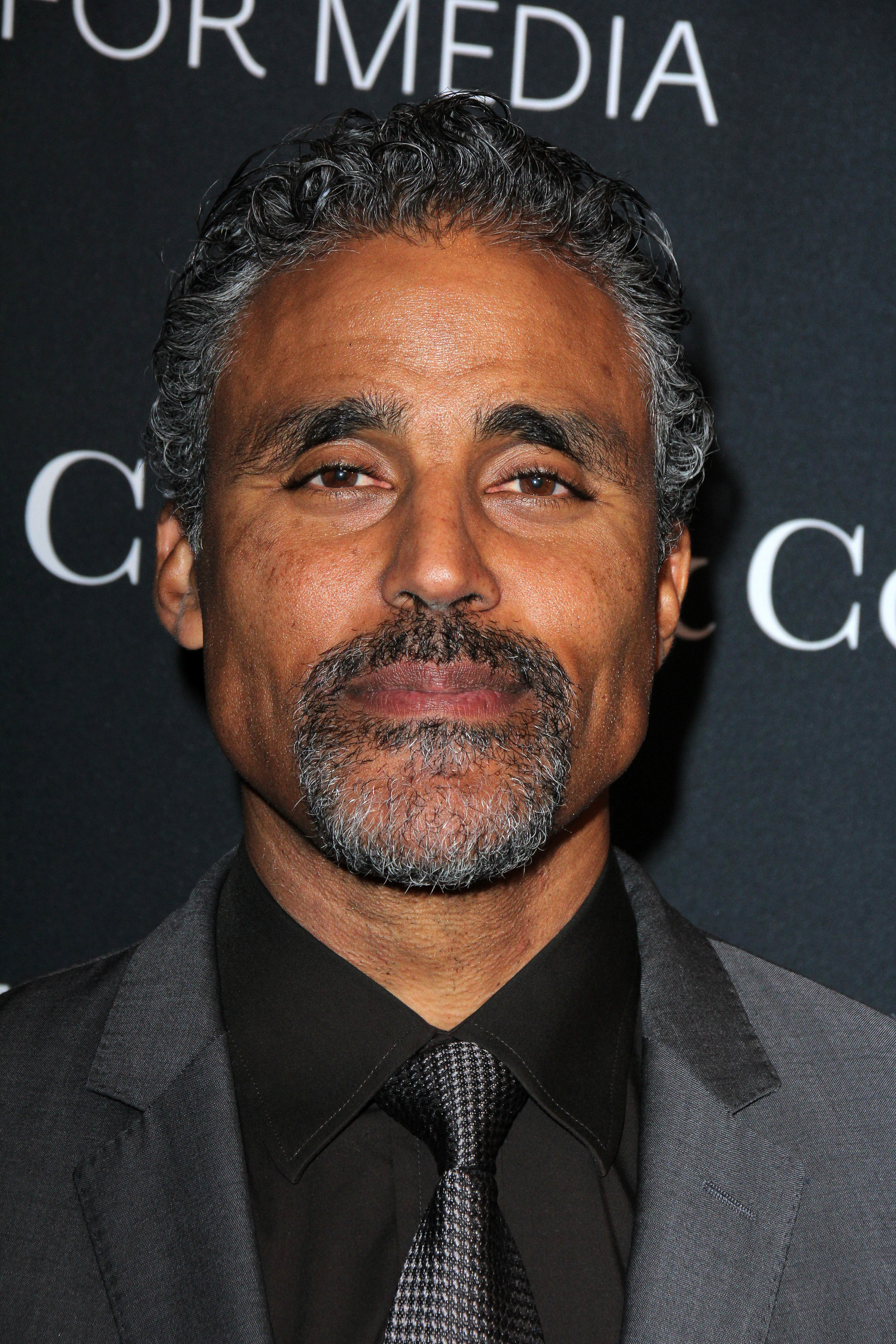 Rick Fox attends the tribute to African American Achievements in Television in Los Angeles on Oct. 26, 2015.