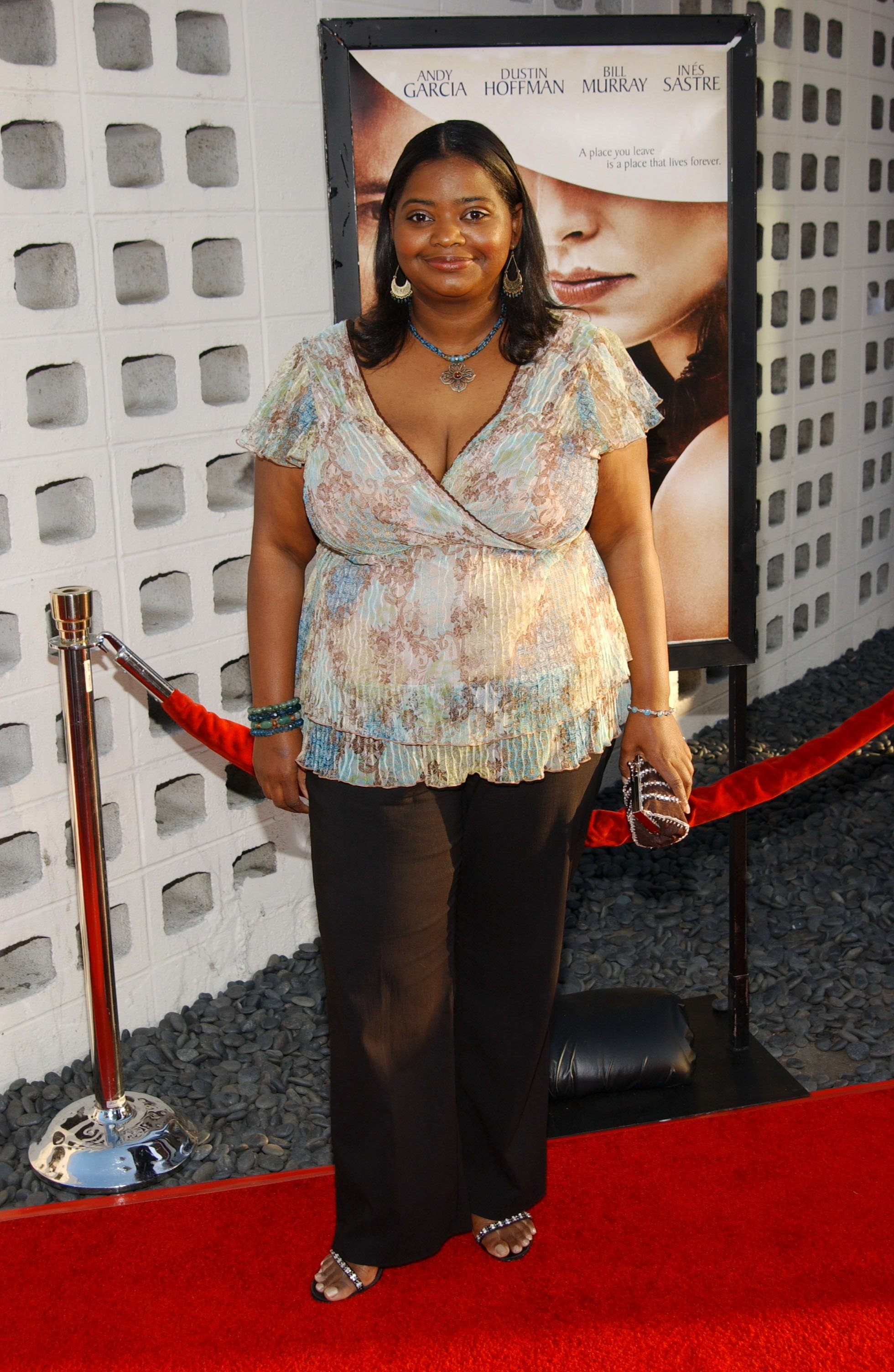 """Octavia Spencer at """"The Lost City"""" film premiere in Los Angeles on April 17, 2006."""