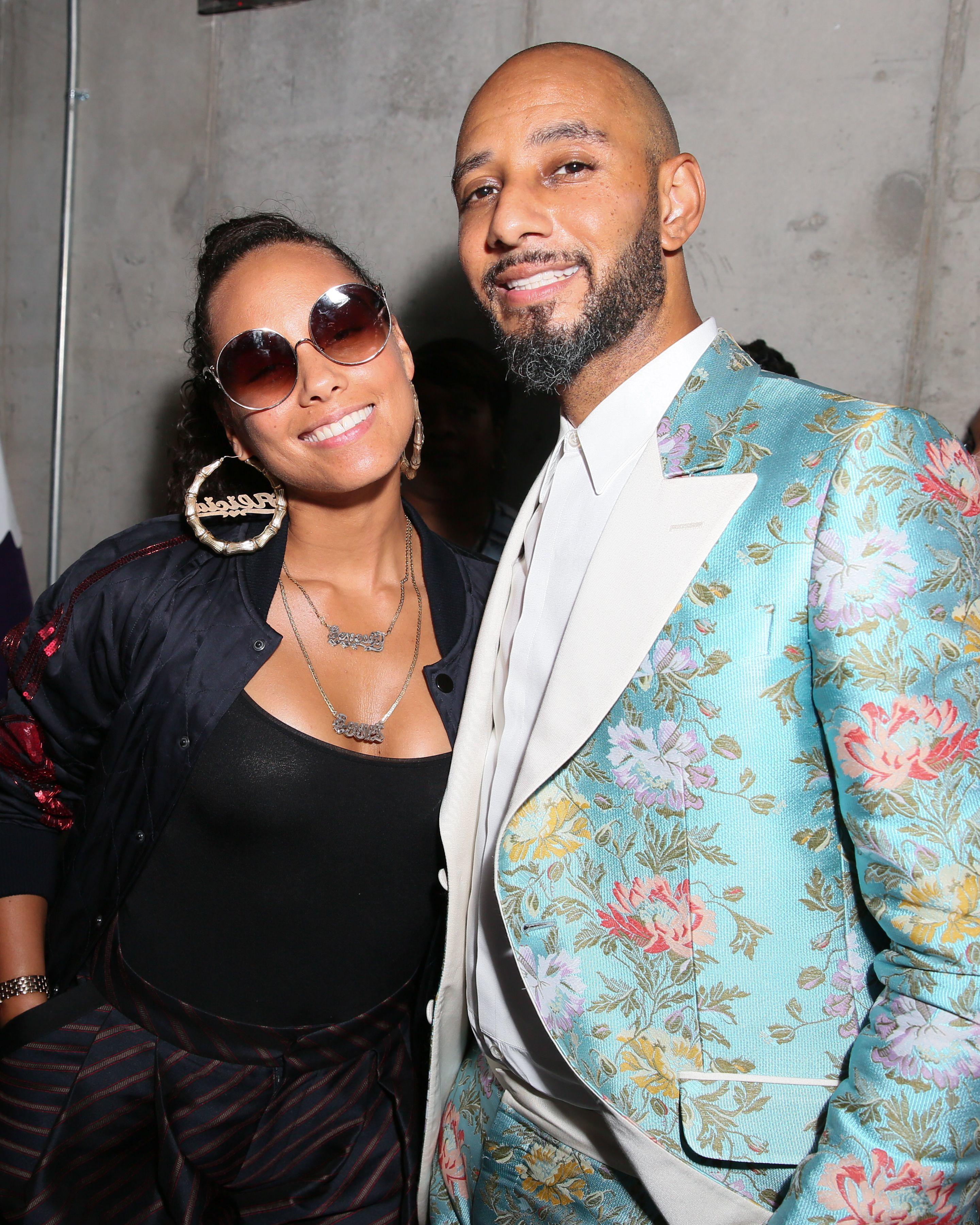 Alicia Keys Swizz Beats - Week in celebrity pictures July ...