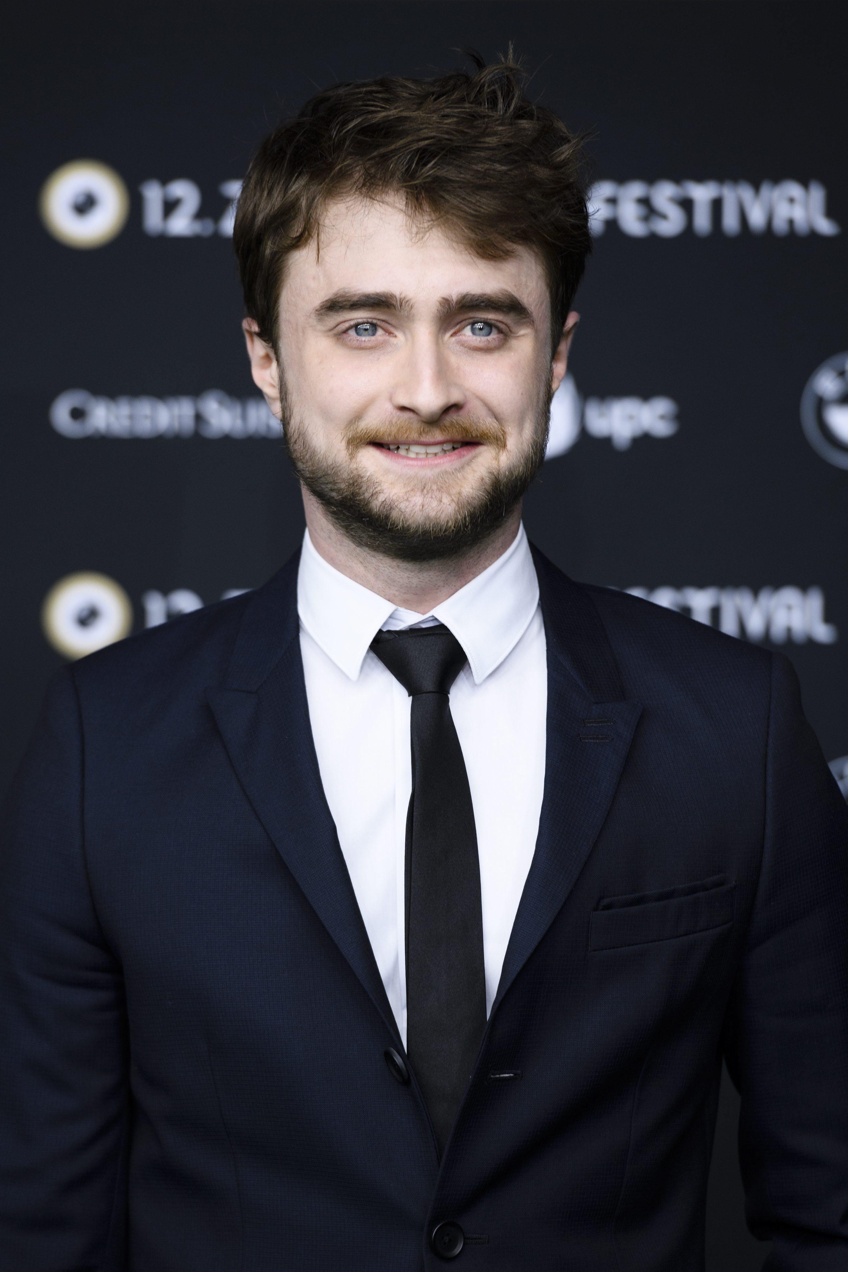 Daniel Radcliffe at the 12th Zurich Film Festival in Zurich, Switzerland on Sept. 30, 2016.