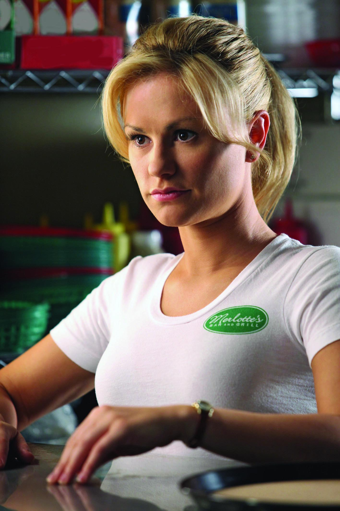 """Anna Paquin starred as Sookie Stackhouse on Season 1 of HBO's """"True Blood"""" in 2008."""