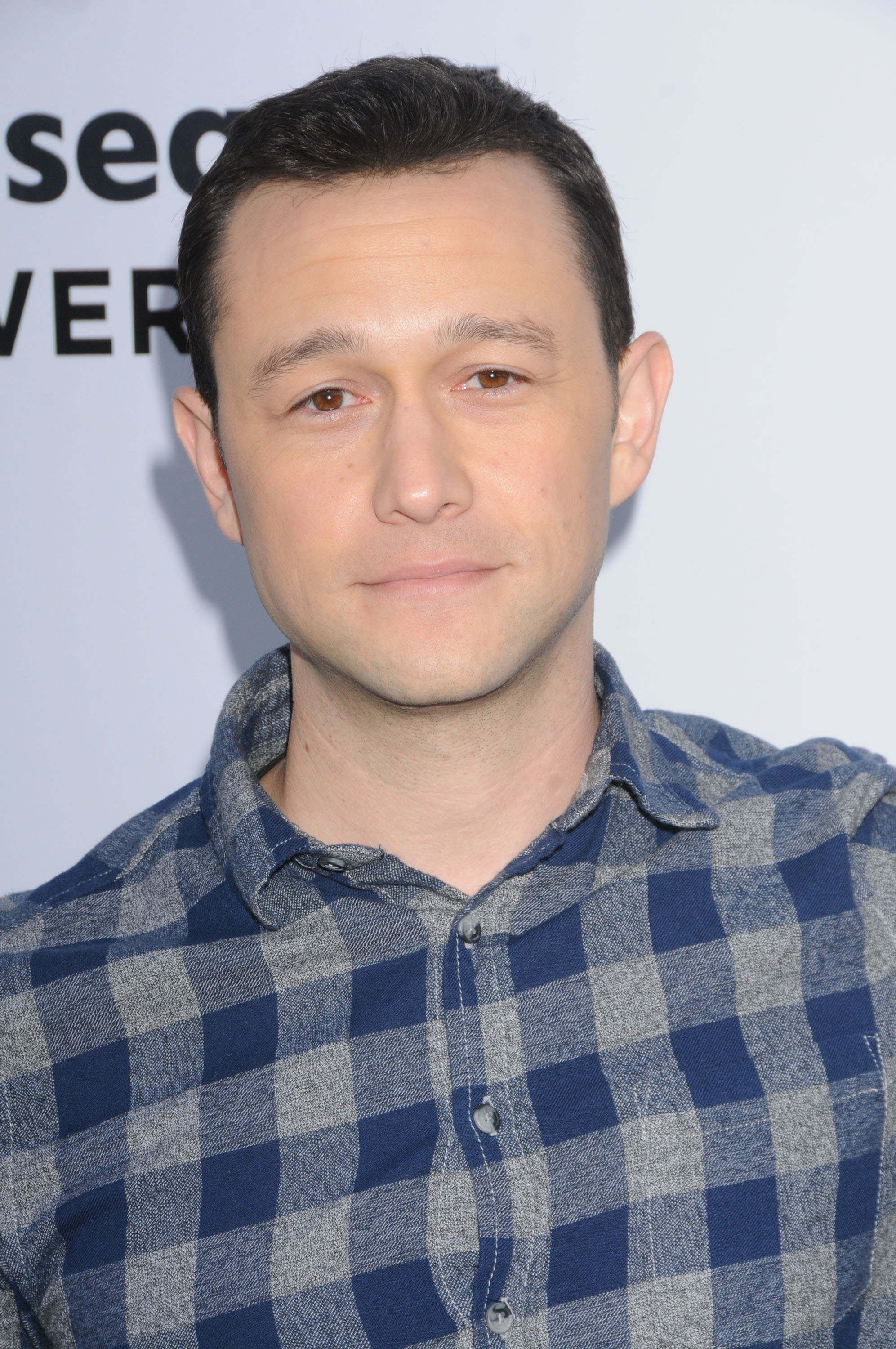 """Joseph Gordon Levitt attends a screening of """"An Inconvenient Sequel: Truth To Power"""" in Los Angeles on May 6, 2017."""