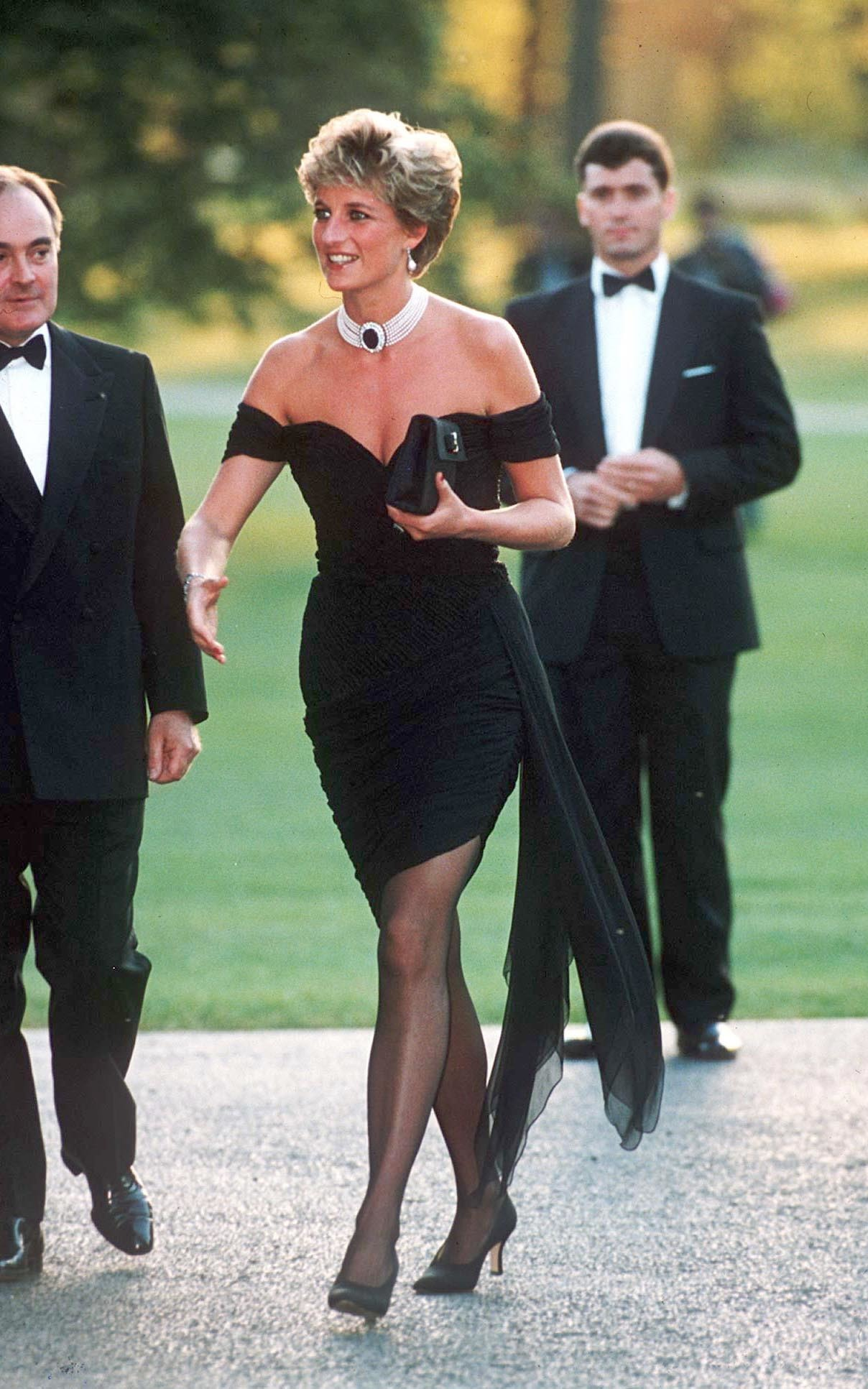 The best retro photos of Princess Diana
