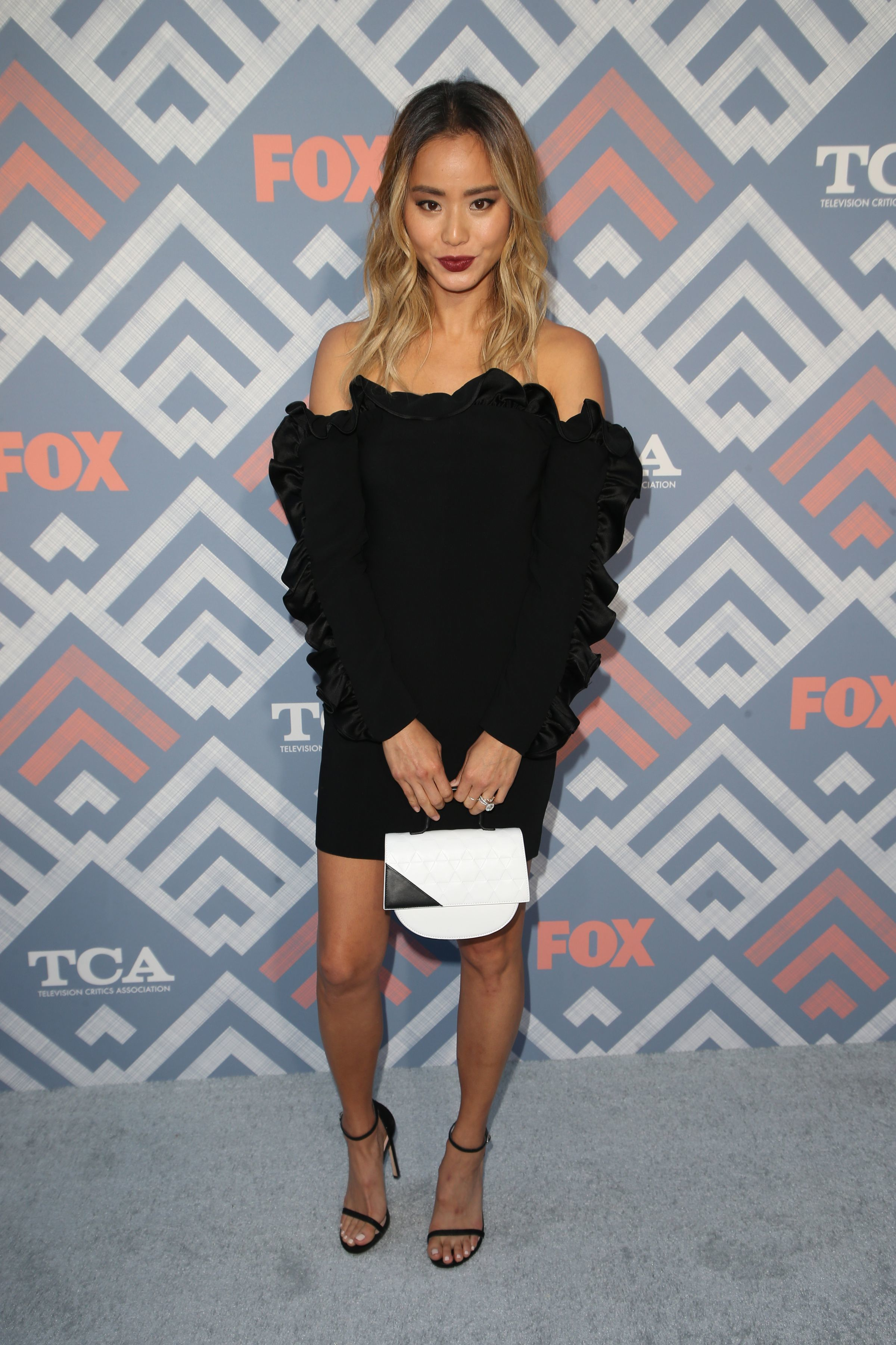 Jamie Chung attends the Fox TCA Summer Press Tour in Los Angeles on Aug. 8, 2017.