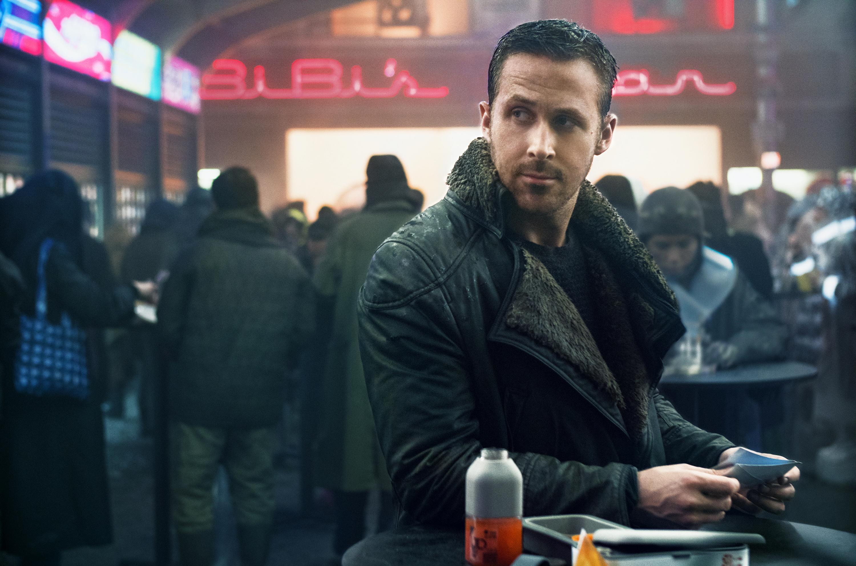 "No. 5: K in ""Blade Runner 2049"""