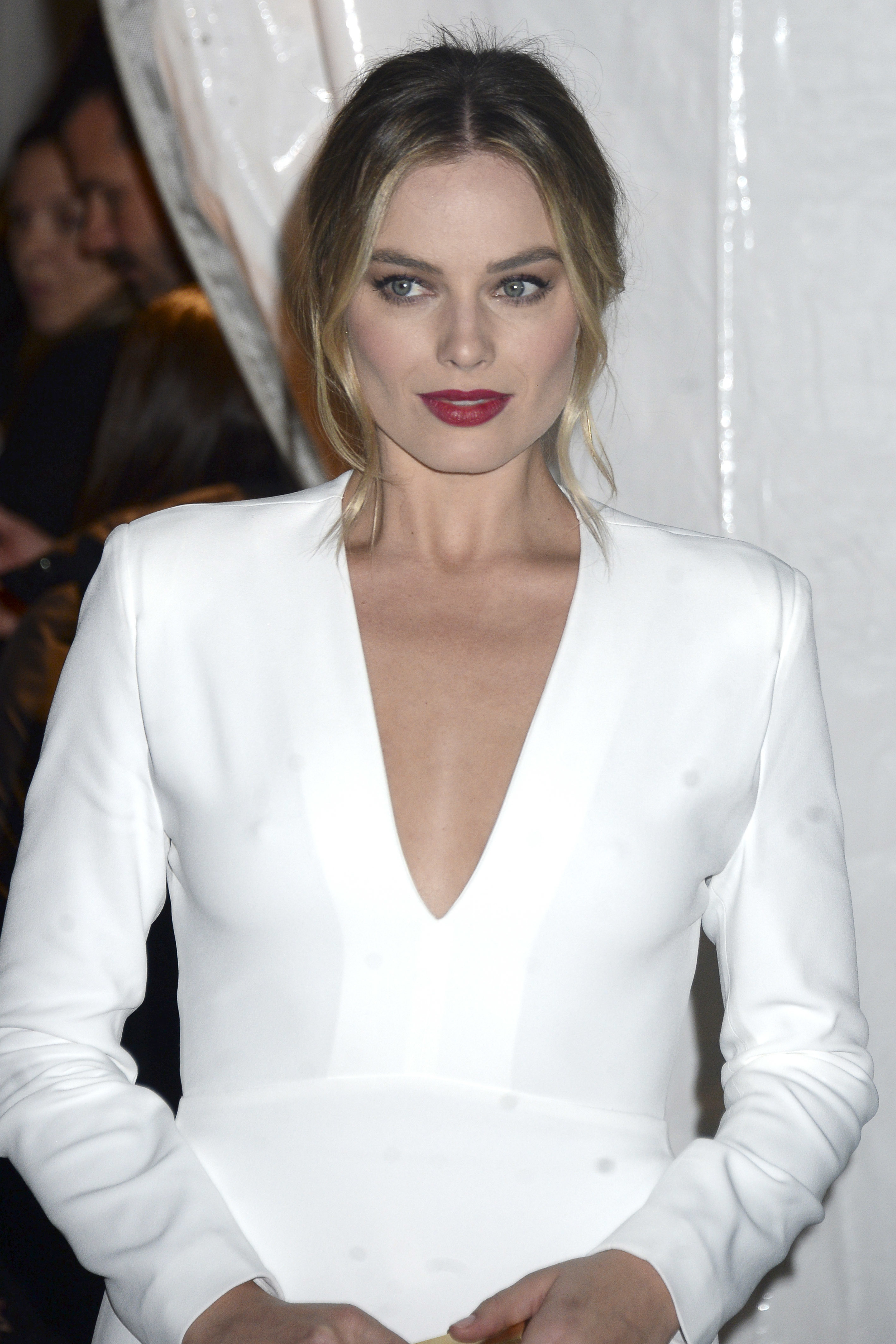 Margot Robbie attends the 26th Annual Gotham Independent Film Awards in New York City on Nov. 28, 2016.