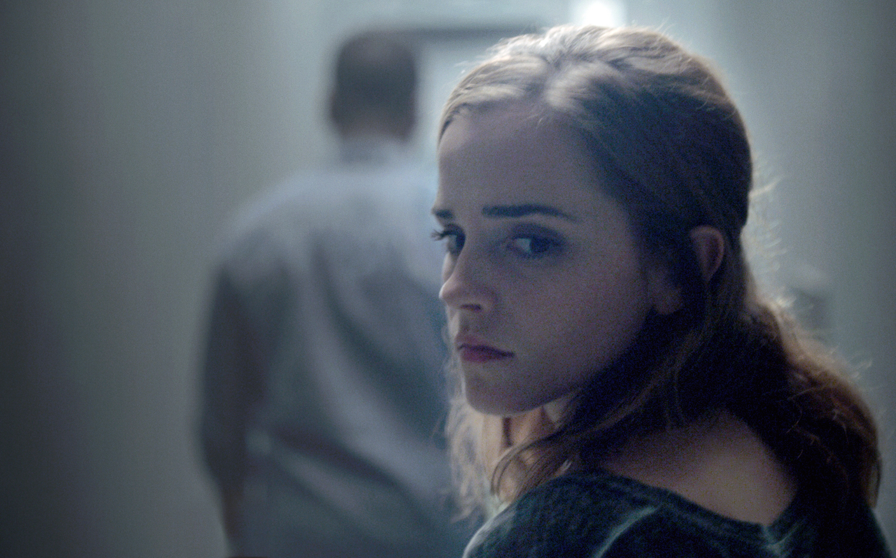 "Emma Watson in 2017's ""The Circle."""