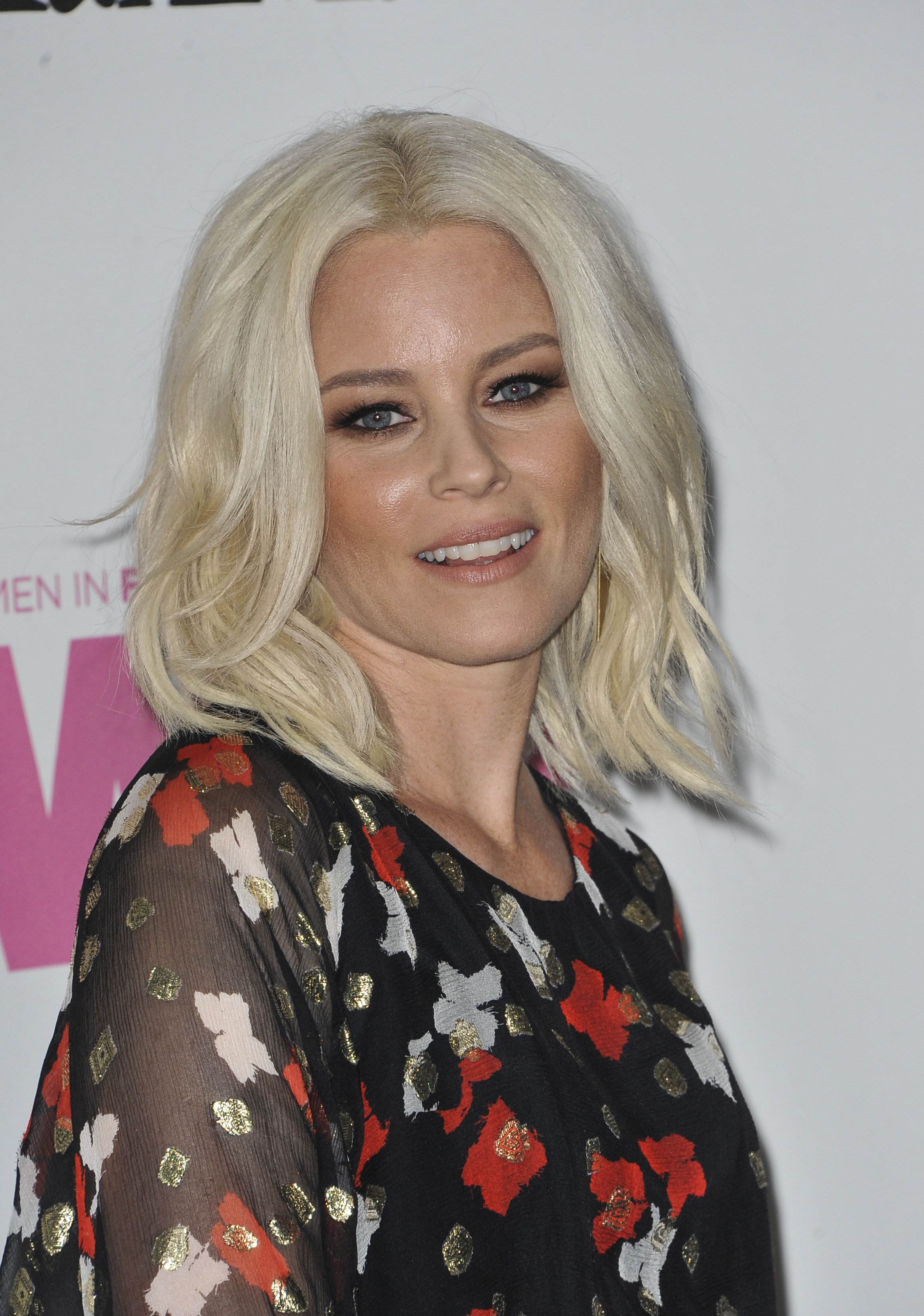 Elizabeth Banks attends the Women In Film 2017 Crystal and Lucy Awards in Los Angeles on July 14, 2017.
