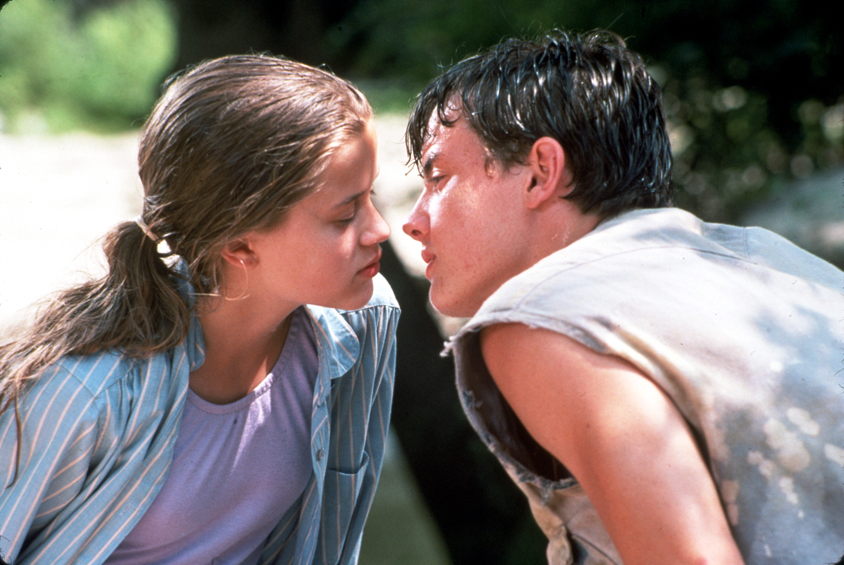 """No. 22: Jason London as Court Foster in """"The Man in the Moon"""""""