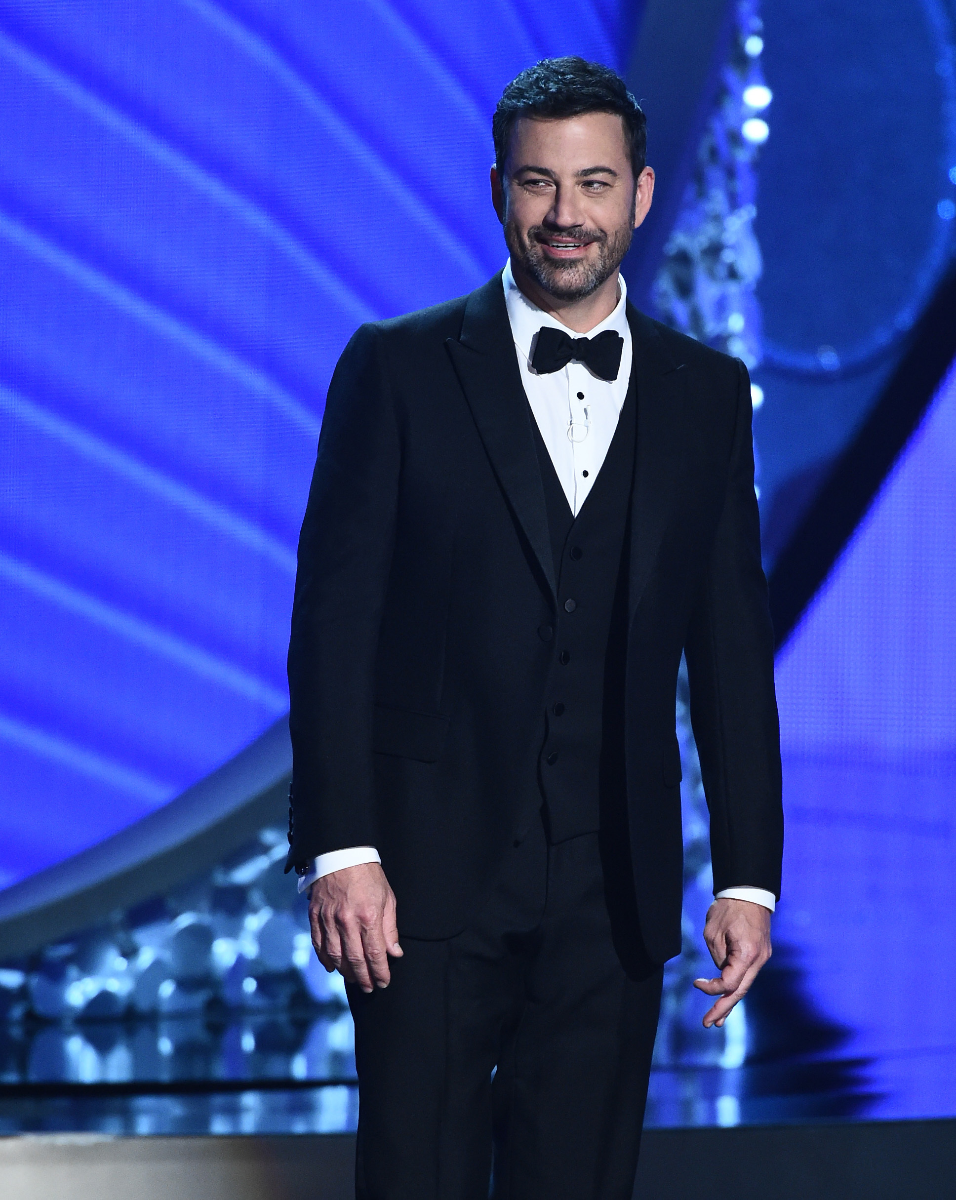 Jimmy Kimmel on Harvey Weinstein, the Oscars and more