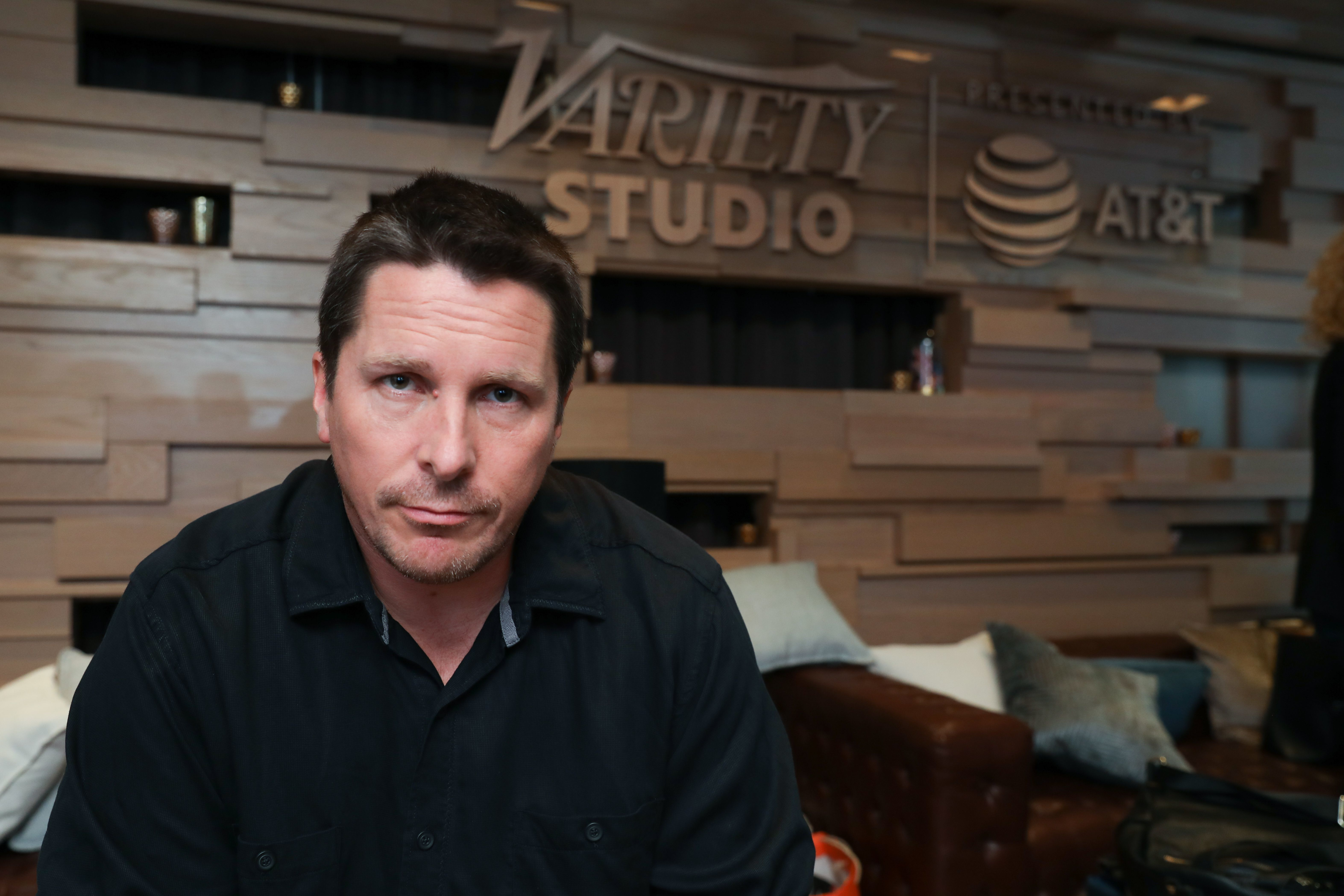 Christian Bale attends the Variety Studio at TIFF presented by AT&T at Toronto International Film Festival on Sept. 11, 2017.