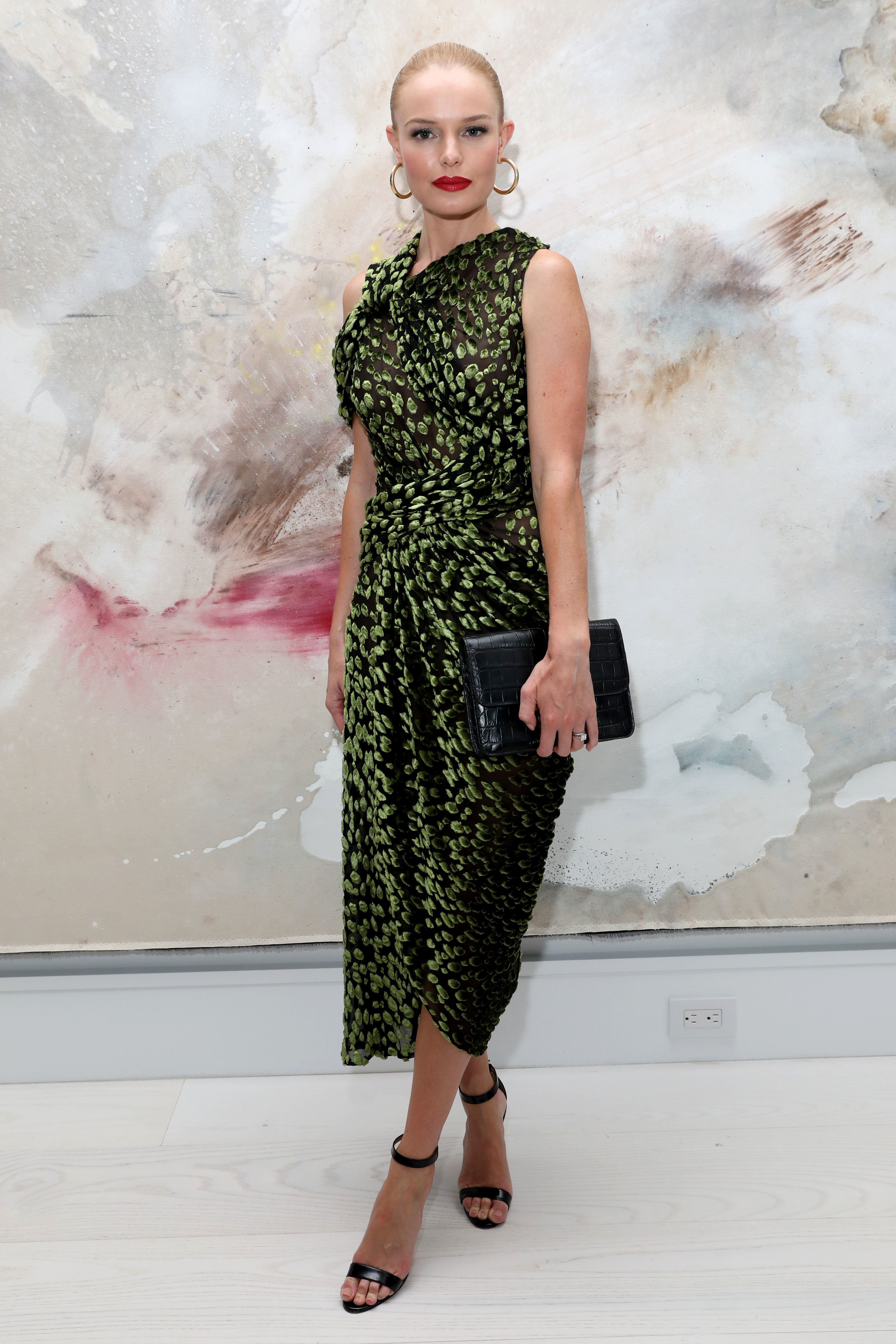 Kate Bosworth attends a dinner for Jason Wu Fragrance during New York Fashion Week on Sept. 8, 2017.