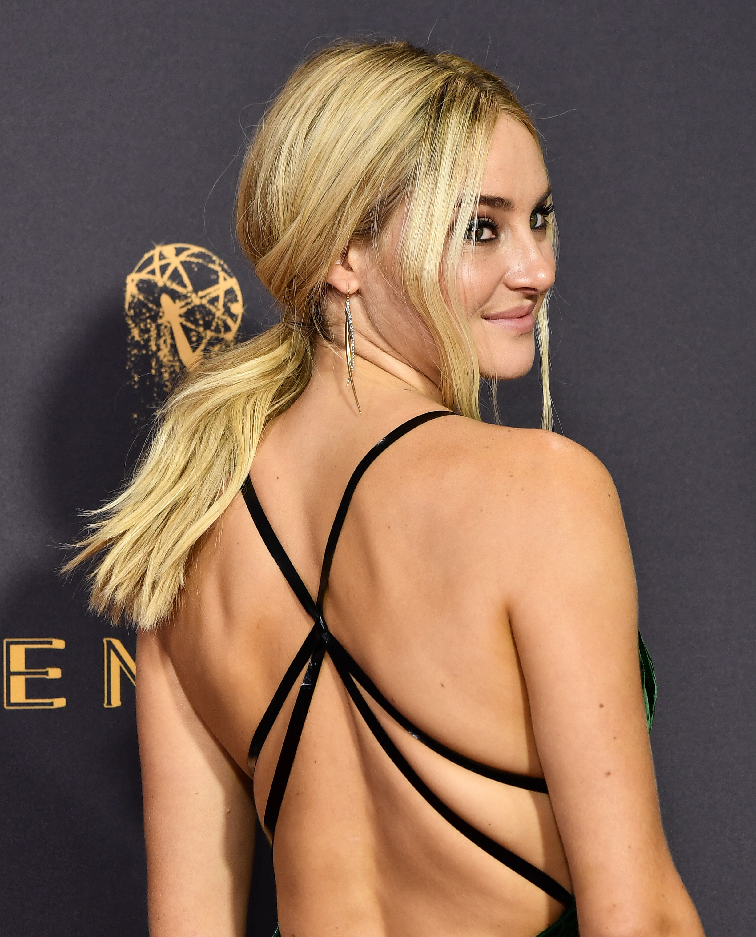 Shailene Woodleyattends the 69th Annual Primetime Emmy Awards at Microsoft Theater in Los Angeles on Sept. 17, 2017.