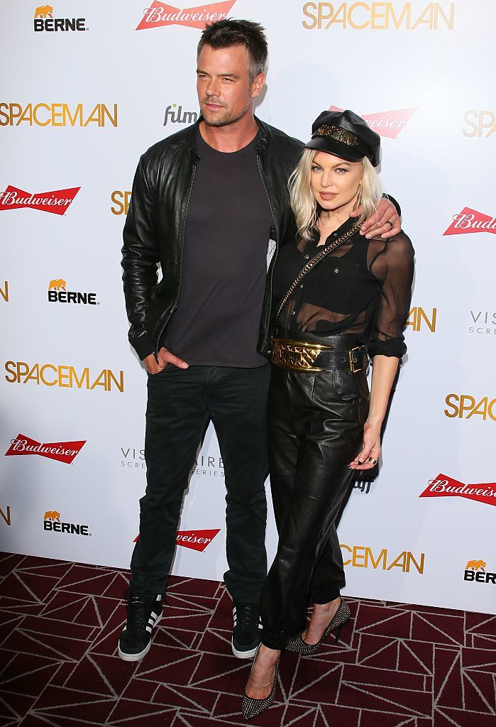 Fergie opens up about co parenting Axl with Josh Duhamel