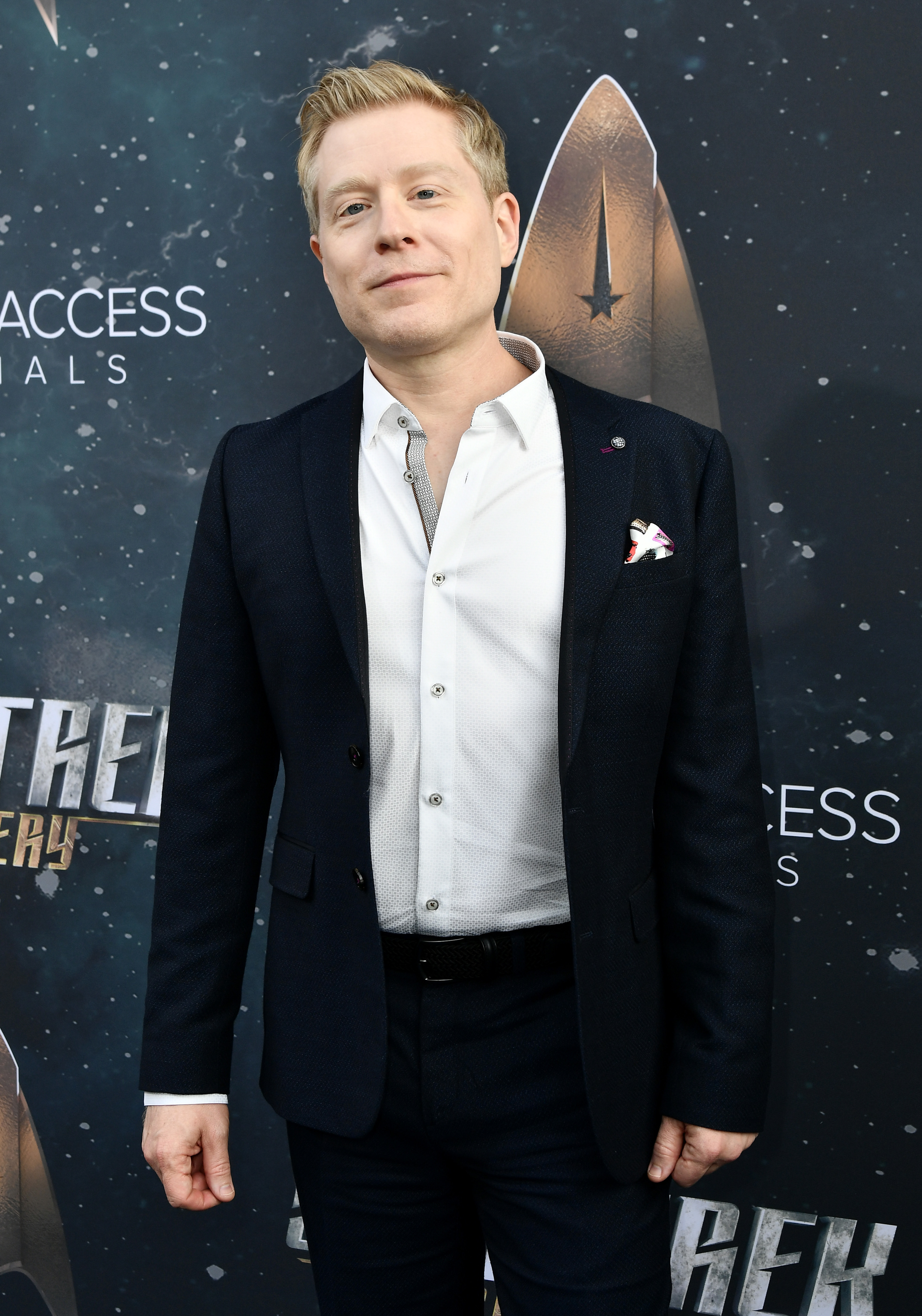 Anthony Rapp Star Trek Discovery Actors And Actresses