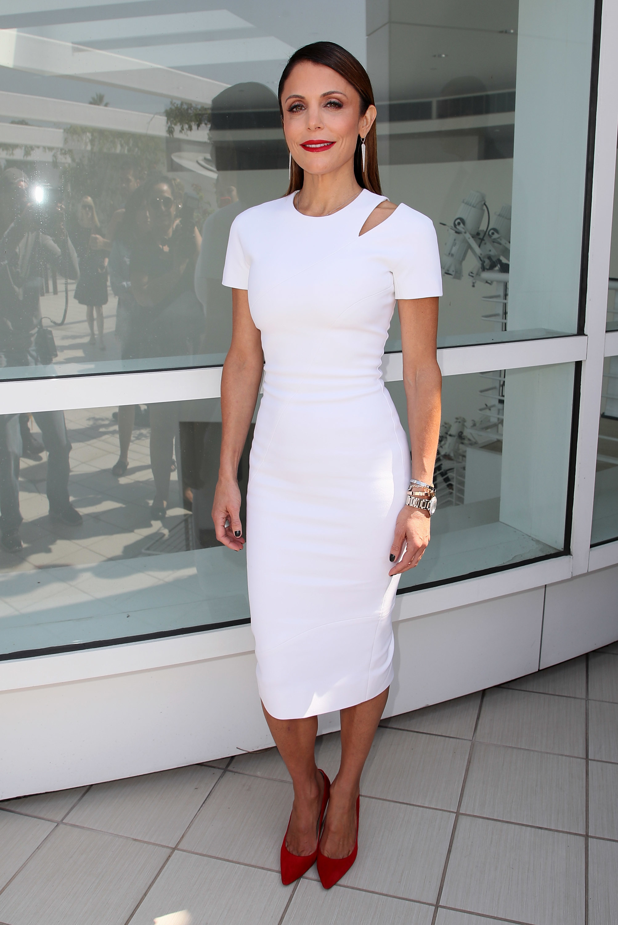 """Bethenny Frankel attends the premiere of ABC's """"Shark Tank"""" Season 9 at The Paley Center for Media in Beverly Hills, Calif., on Sept. 20, 2017."""