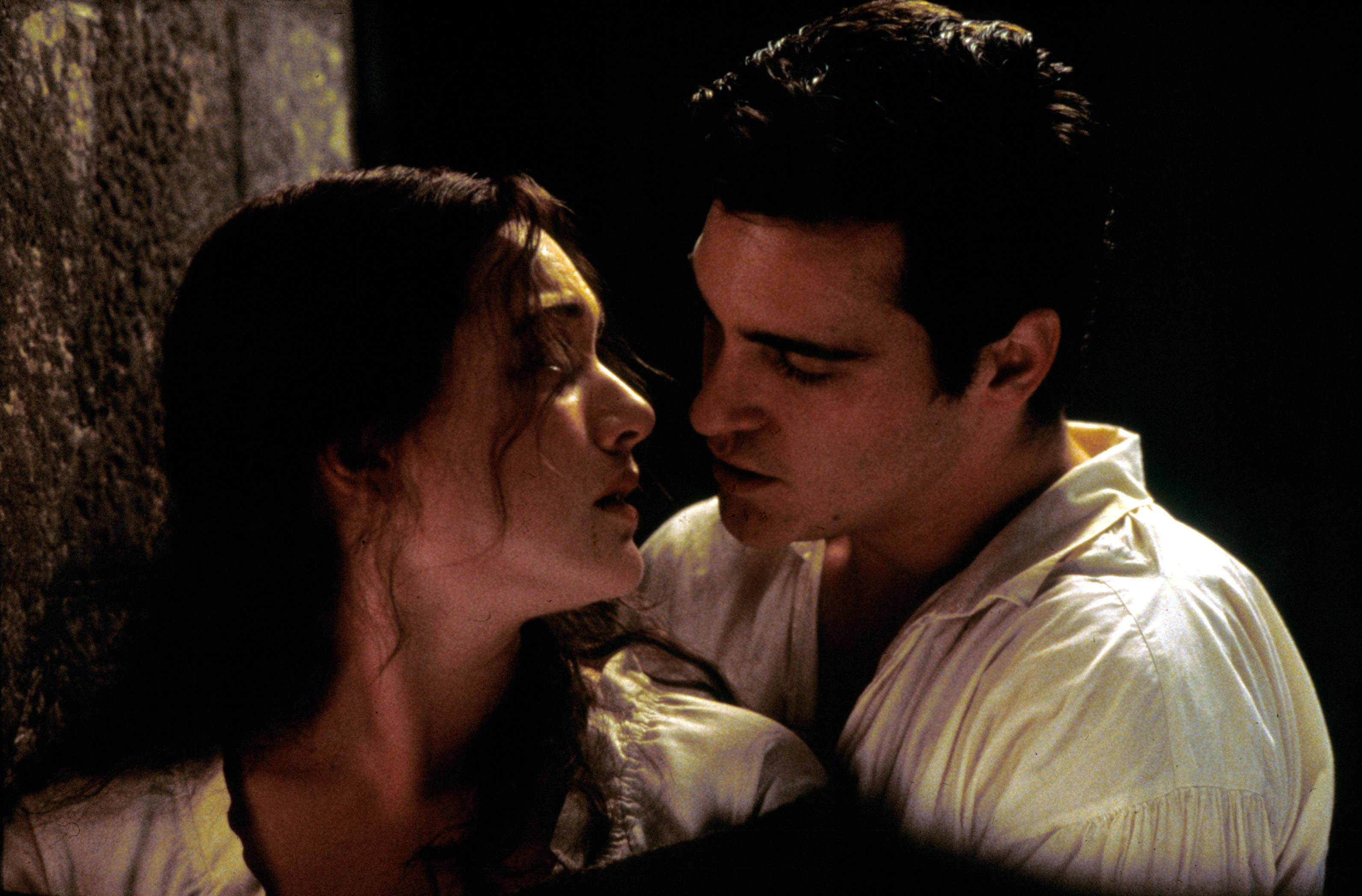 """Kate Winslet and  Joaquin Phoenix star in """"Quills"""" in 2000."""