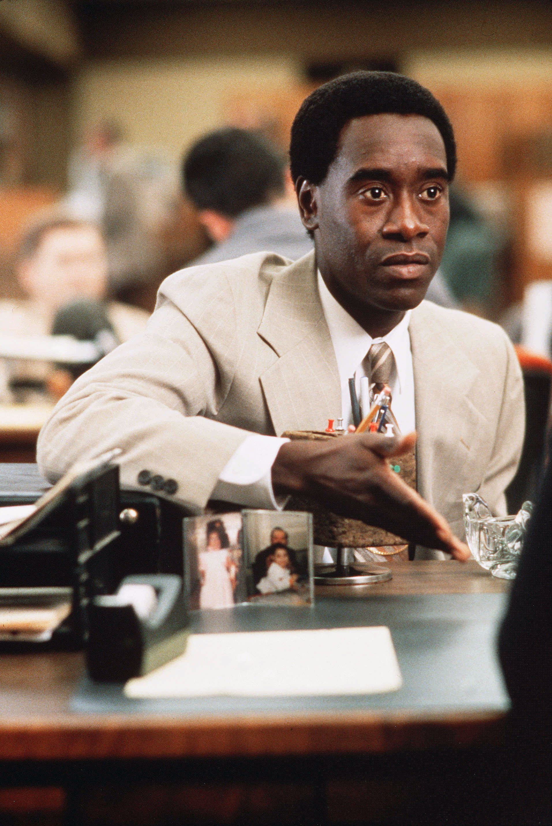 """Don Cheadle stars in """"Boogie Nights"""" in 1997."""