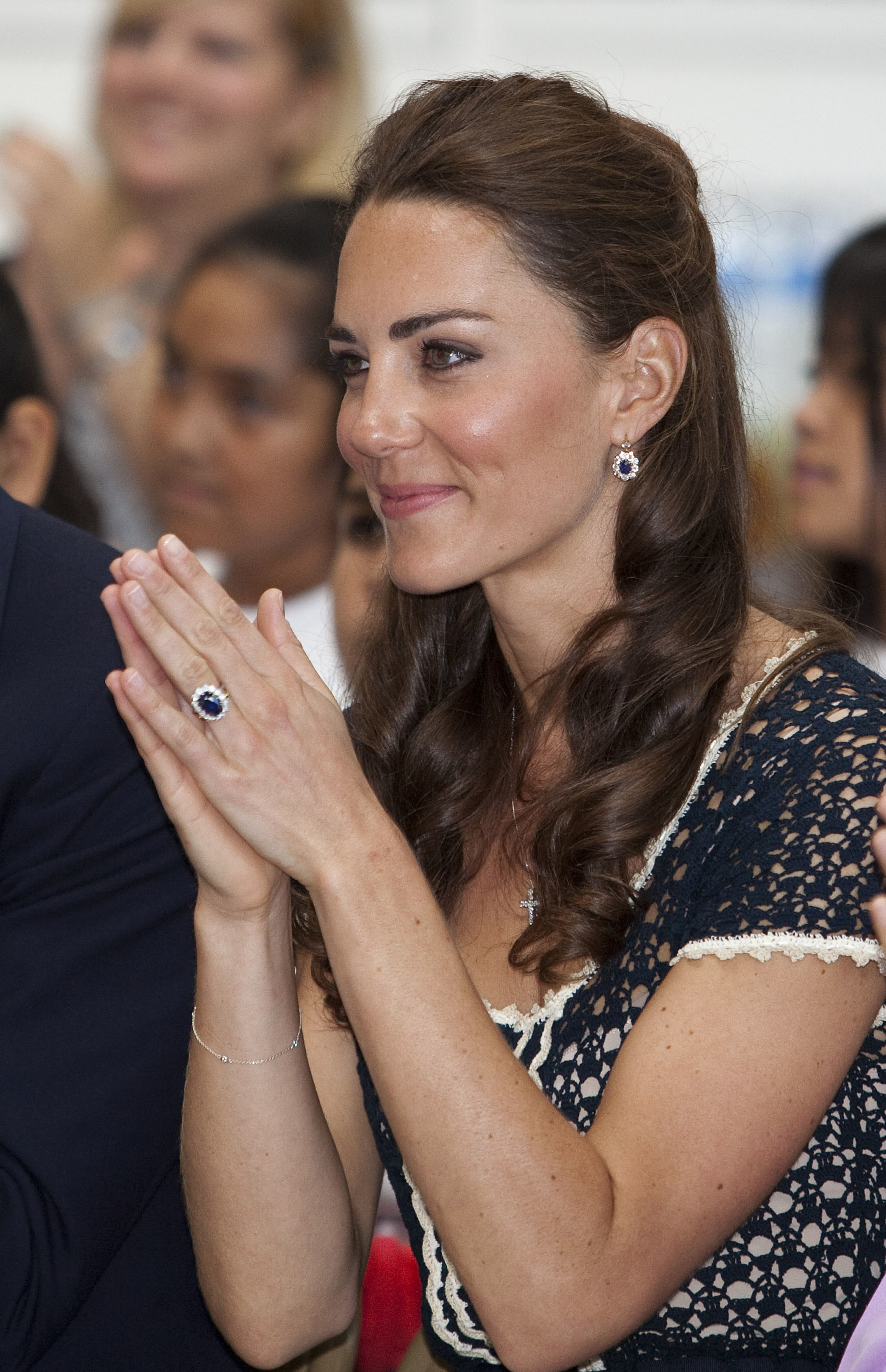 Duchess Kate's jewelry collection: The most memorable jewels