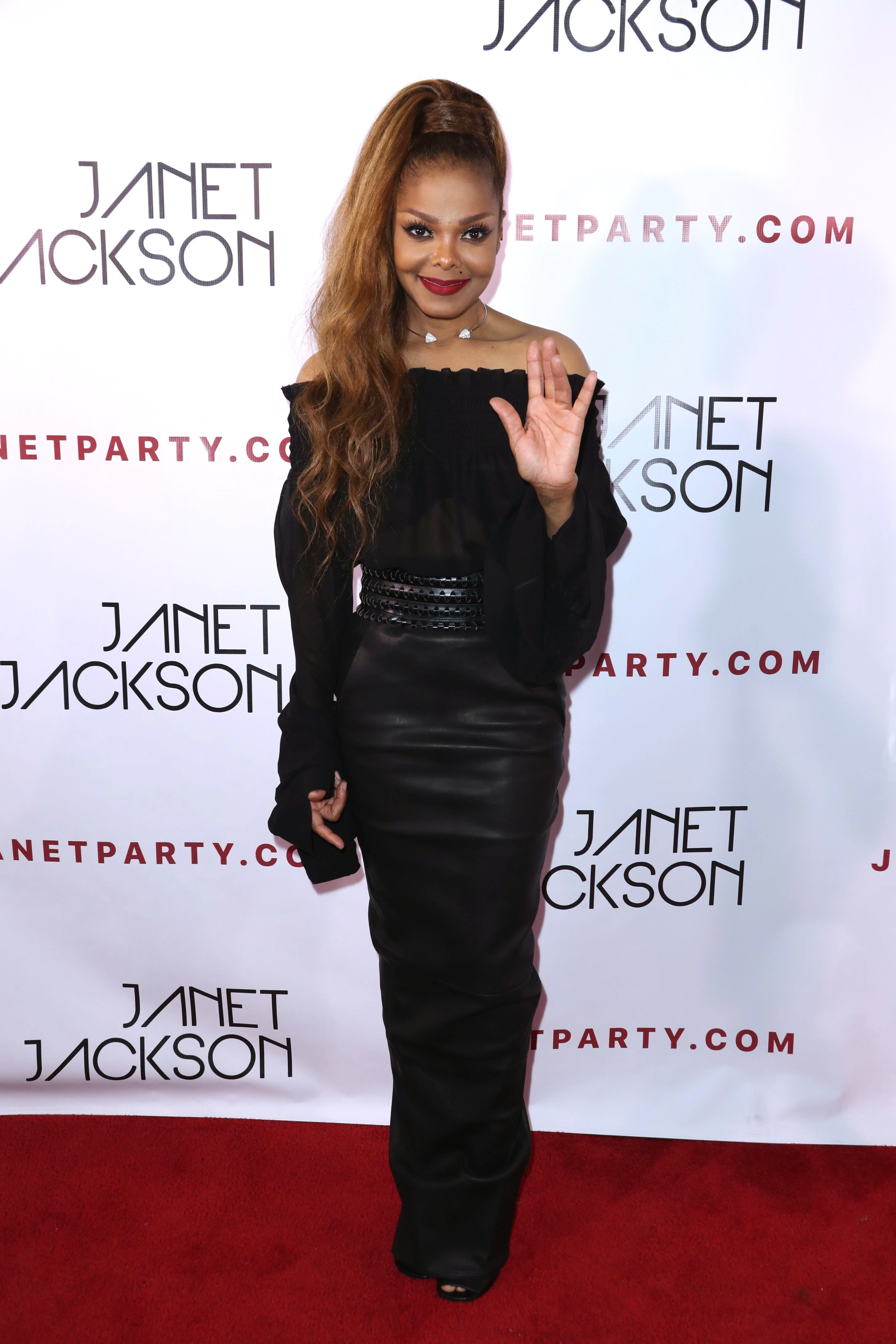 Janet Jackson 'is herself again' after split
