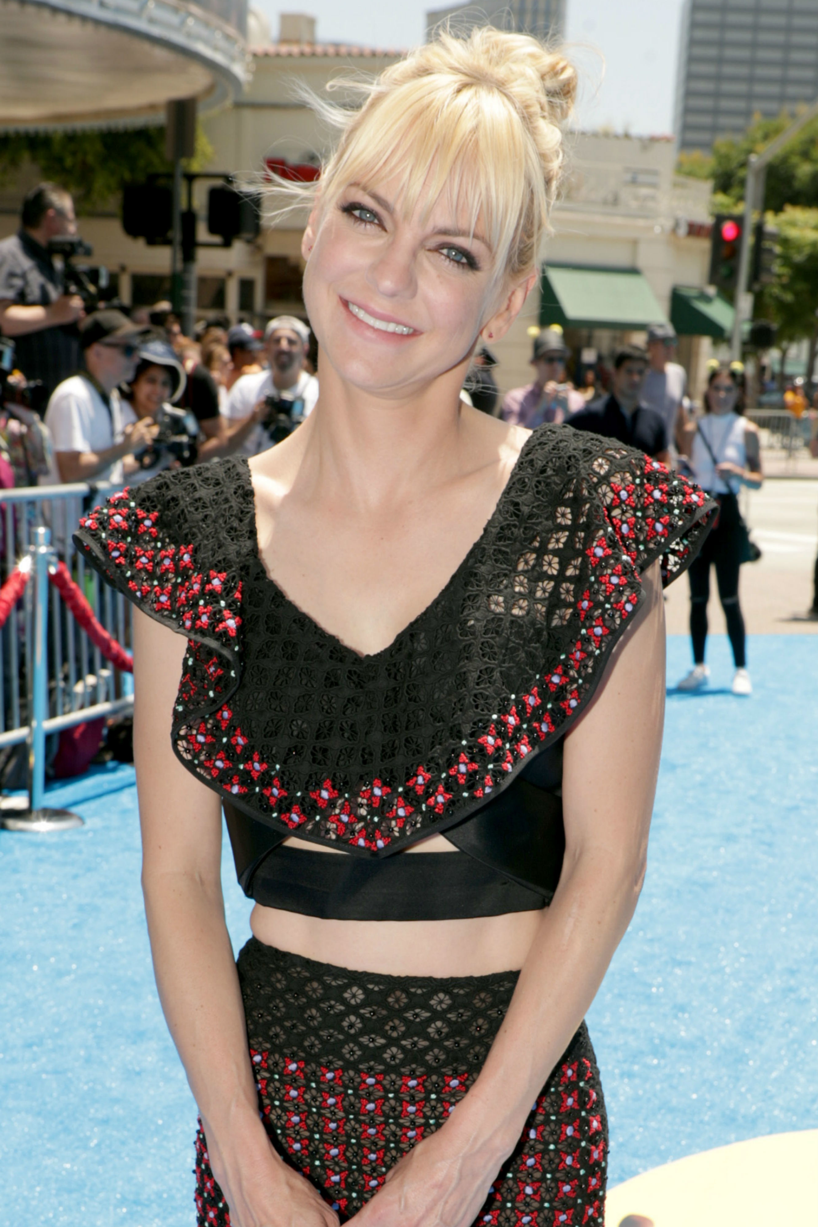 Anna Faris highs and l...