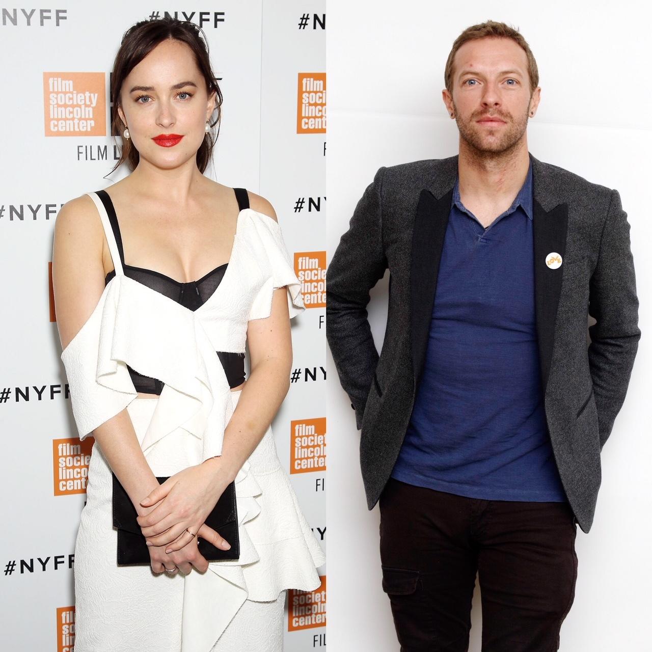 Dakota Johnson, Chris Martin split - celeb love news June