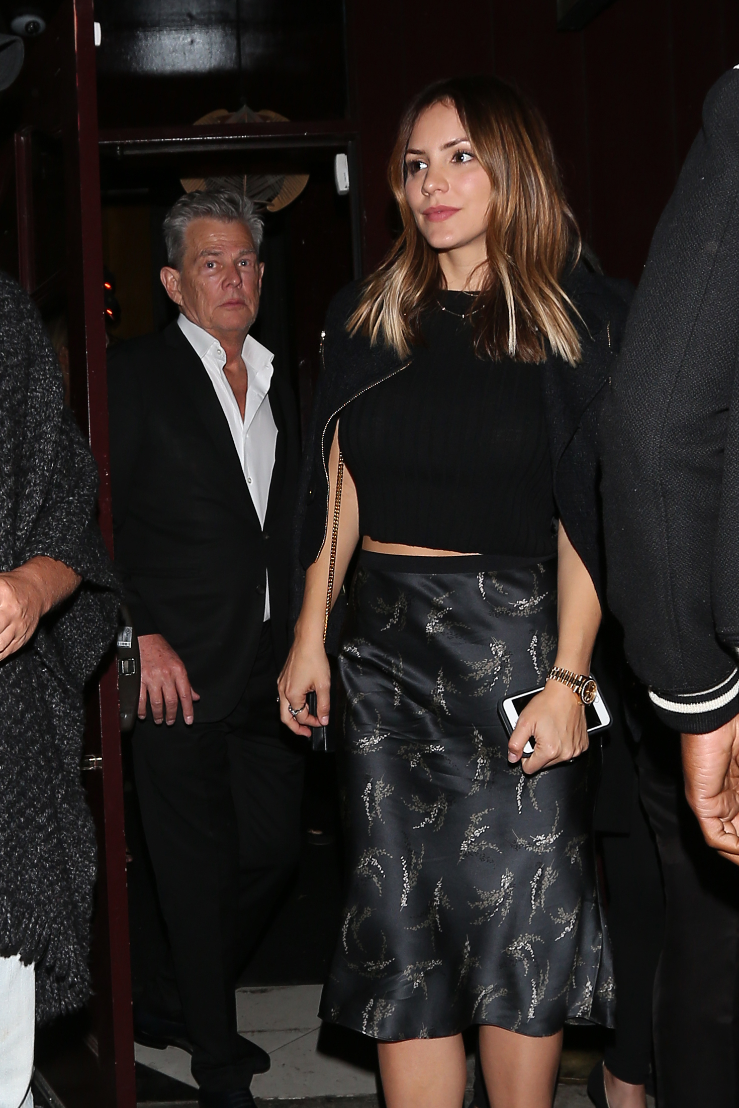 Katharine McPhee and David Foster spark a new round of romance rumors