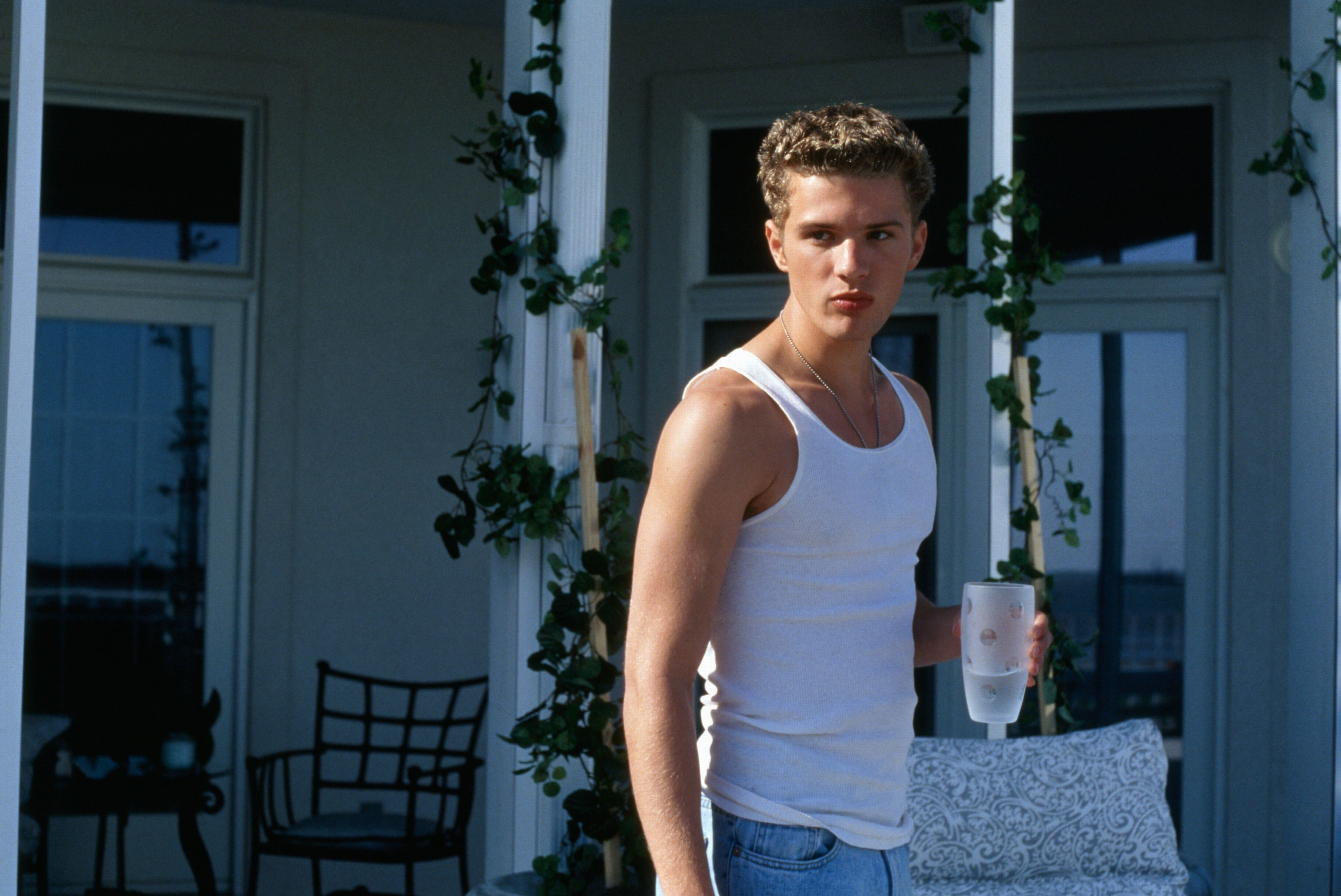 "Ryan Phillippe starred as Barry William Cox in 1997's ""I Know What You Did Last Summer."""