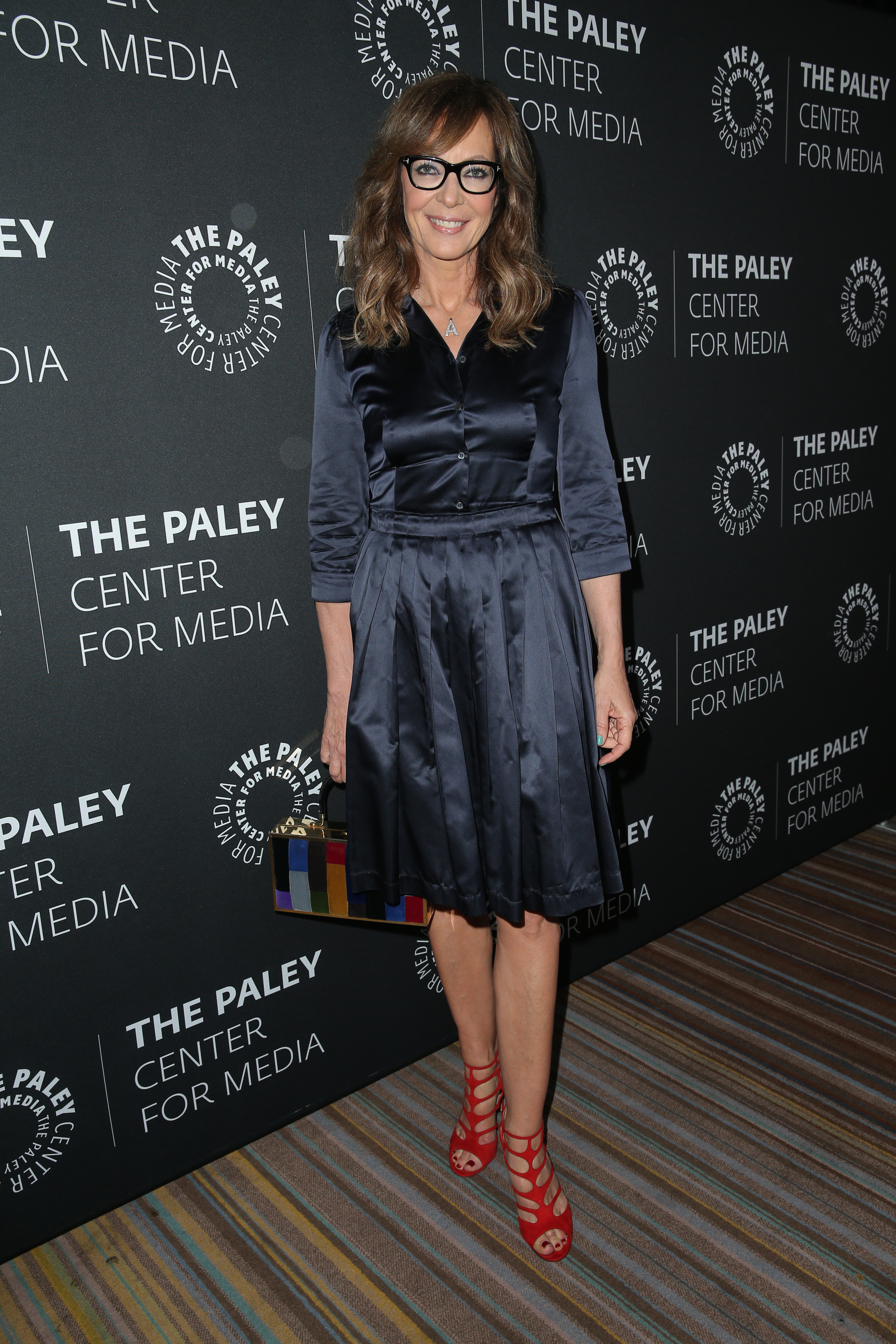 Allison Janney attends The Paley Honors: Celebrating Women in Television presented by The Paley Center for Media at the Beverly Wilshire Hotel in Beverly Hills on Oct. 12, 2017.
