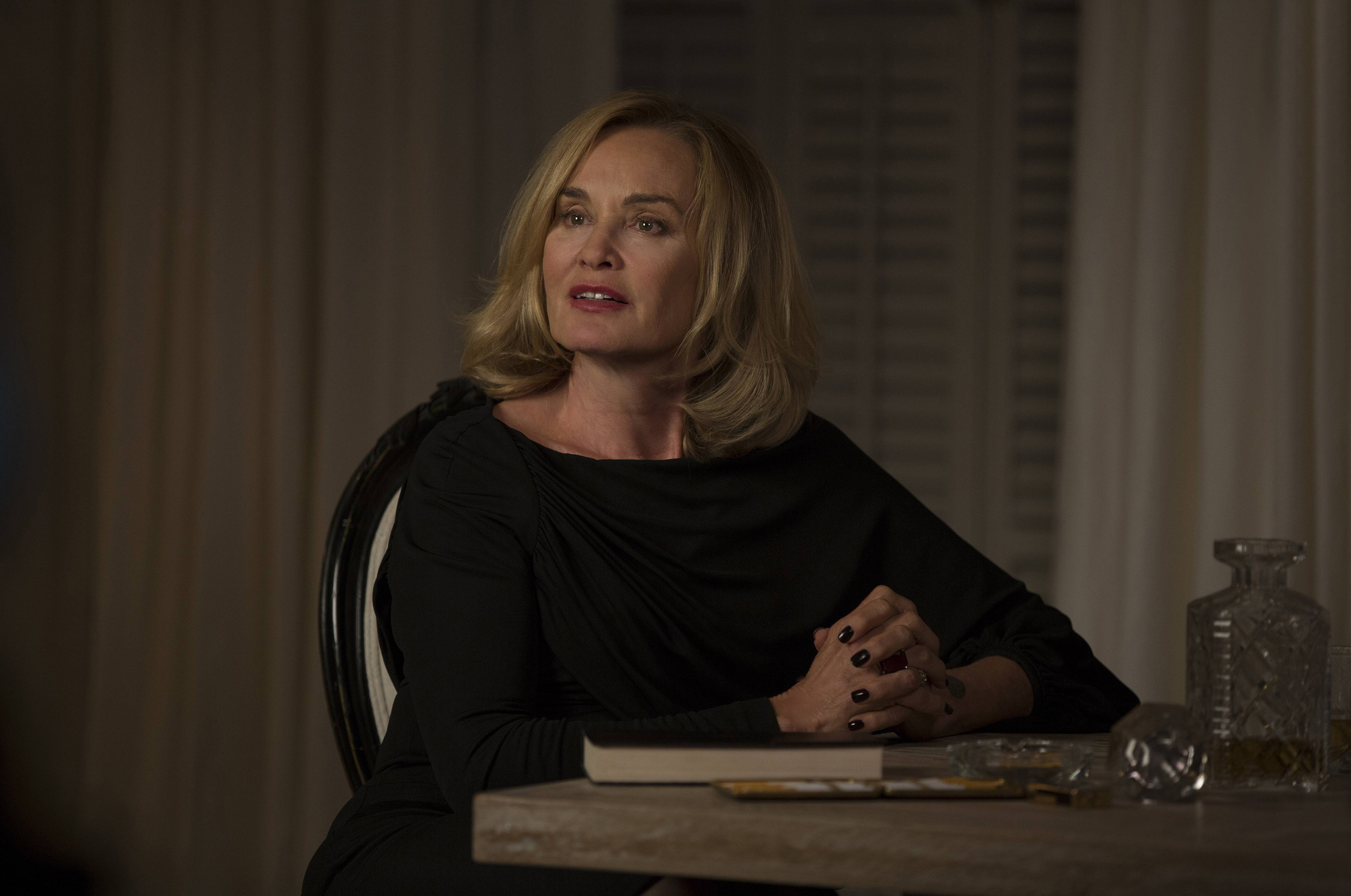 "Jessica Lange starred as Fiona Goode on FX's ""American Horror Story: Coven"" in 2013."