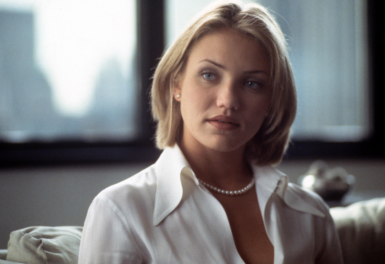 "Cameron Diaz stars in ""She's the One"" in 1996."