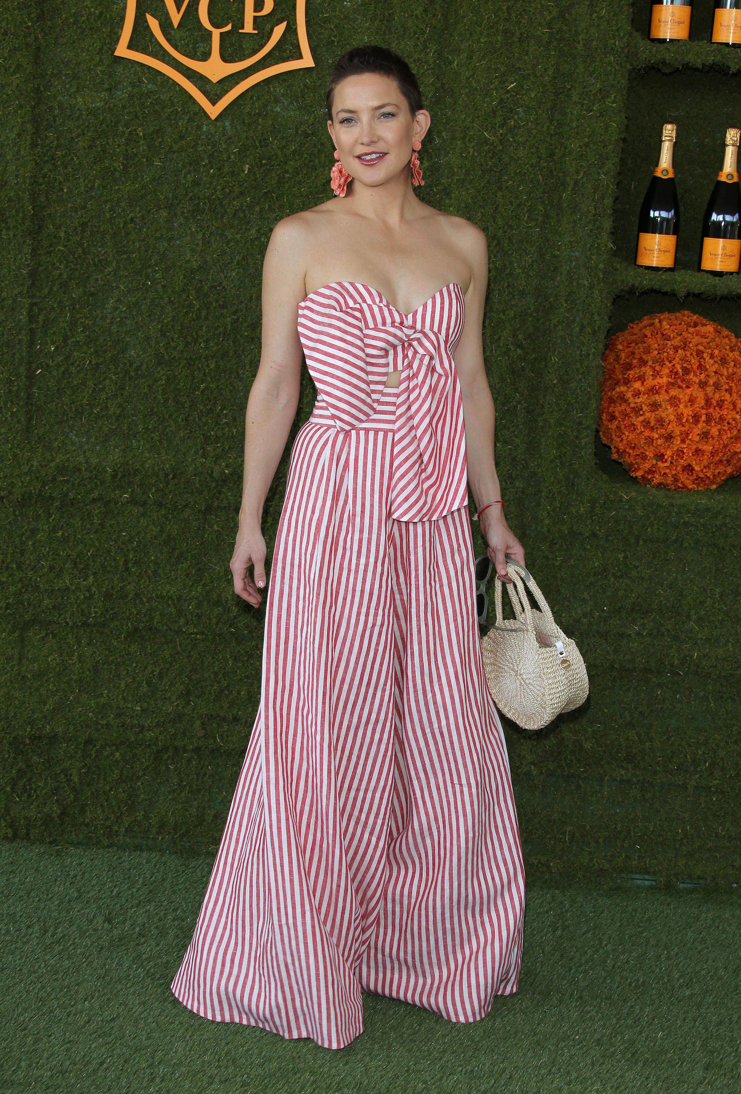 Kate Hudson gets candid about Brad Pitt romance rumors