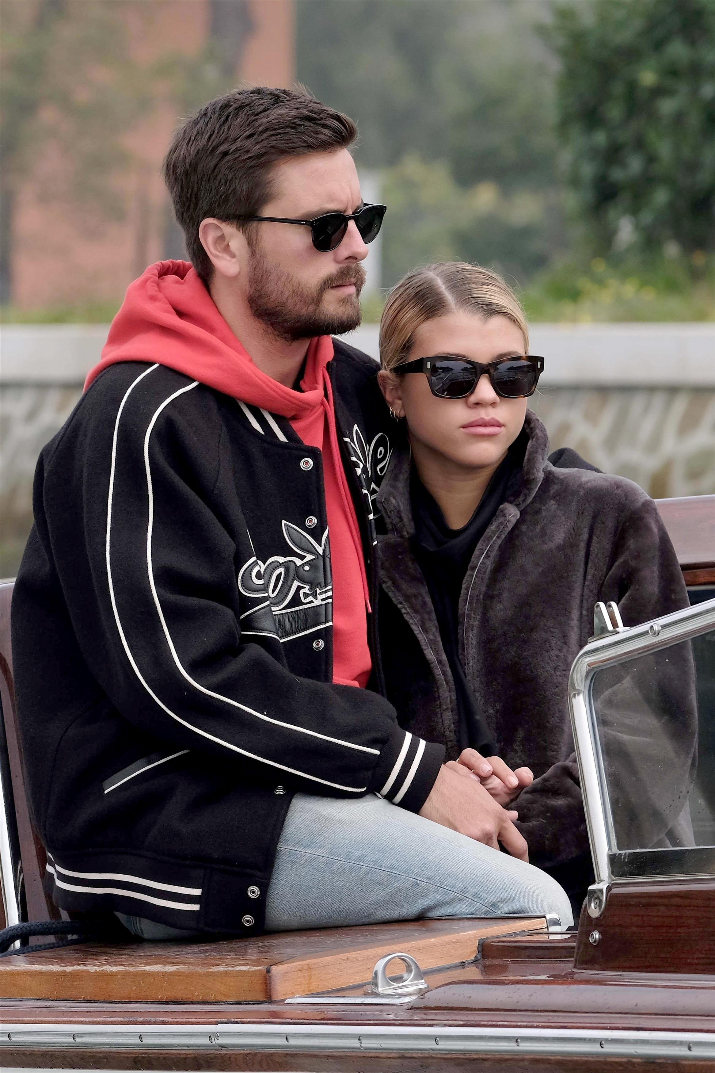 Sofia Richie brings out Scott Disick's 'less serious side'