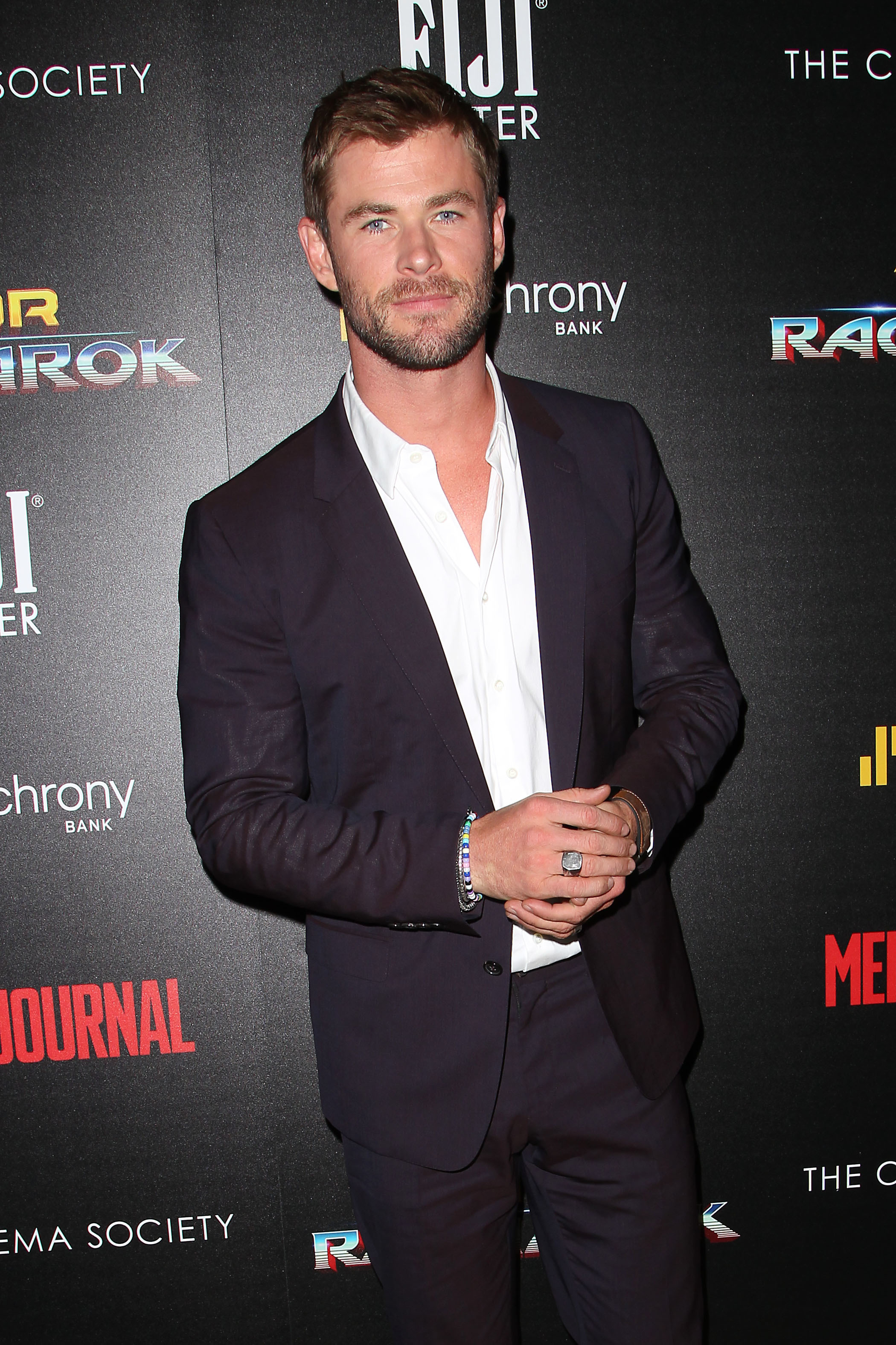 Chris Hemsworth says 'Ghostbusters' helped inspire 'Thor'
