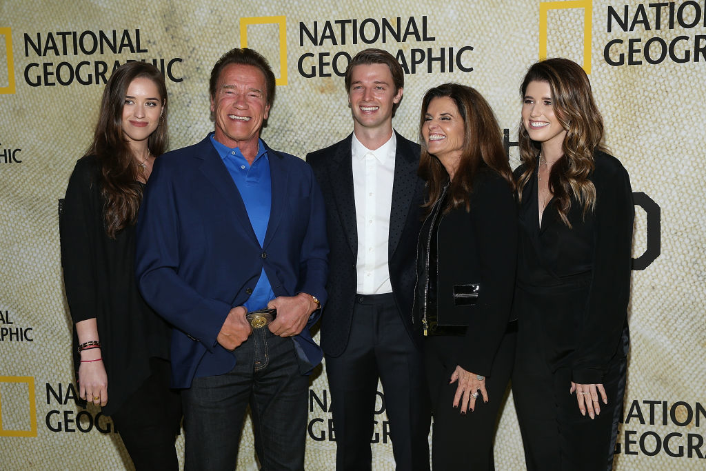 Arnold Schwarzenegger and Maria Shriver's divorce has not been finalized