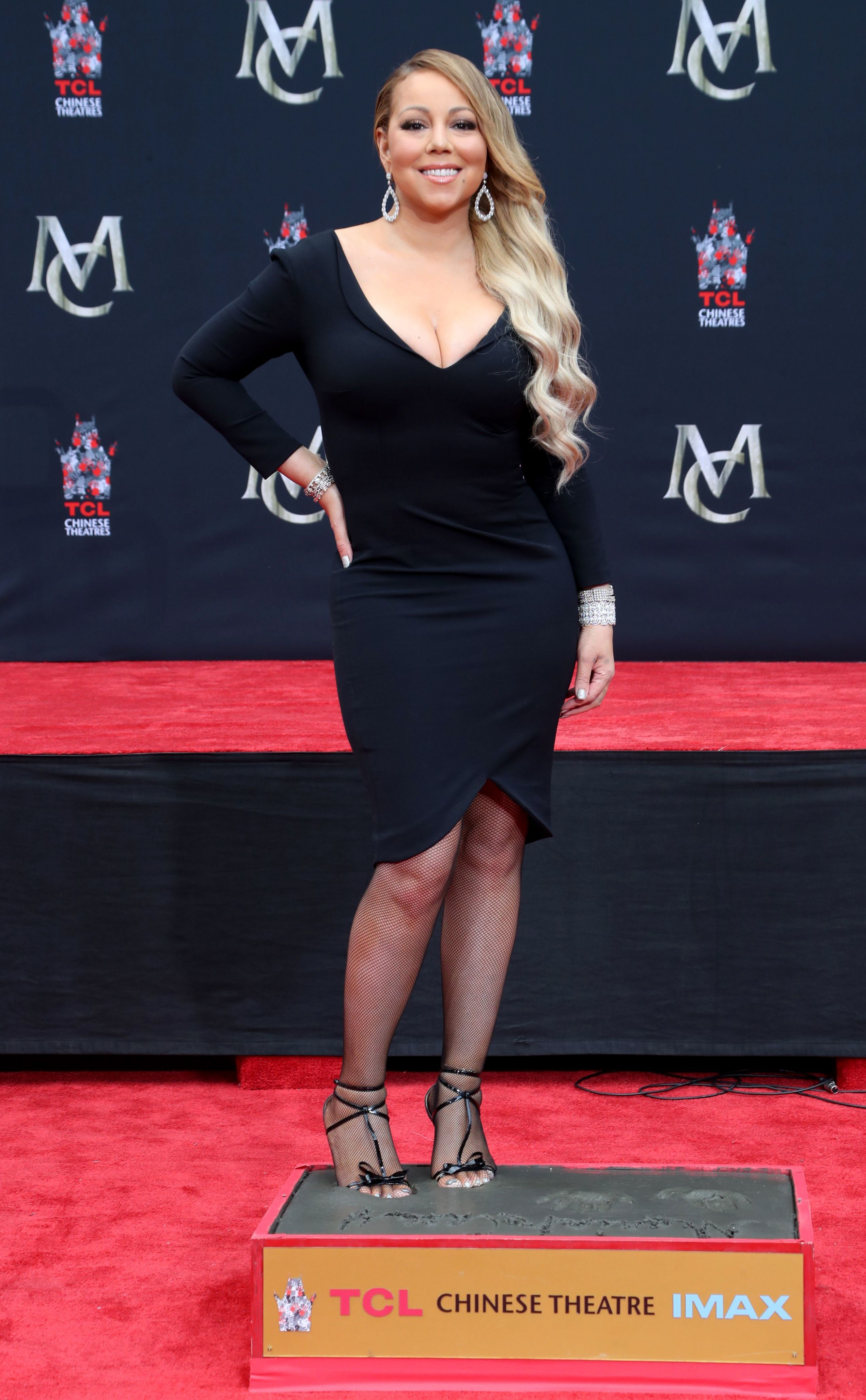 Mariah Carey rumored to have undergone gastric sleeve surgery