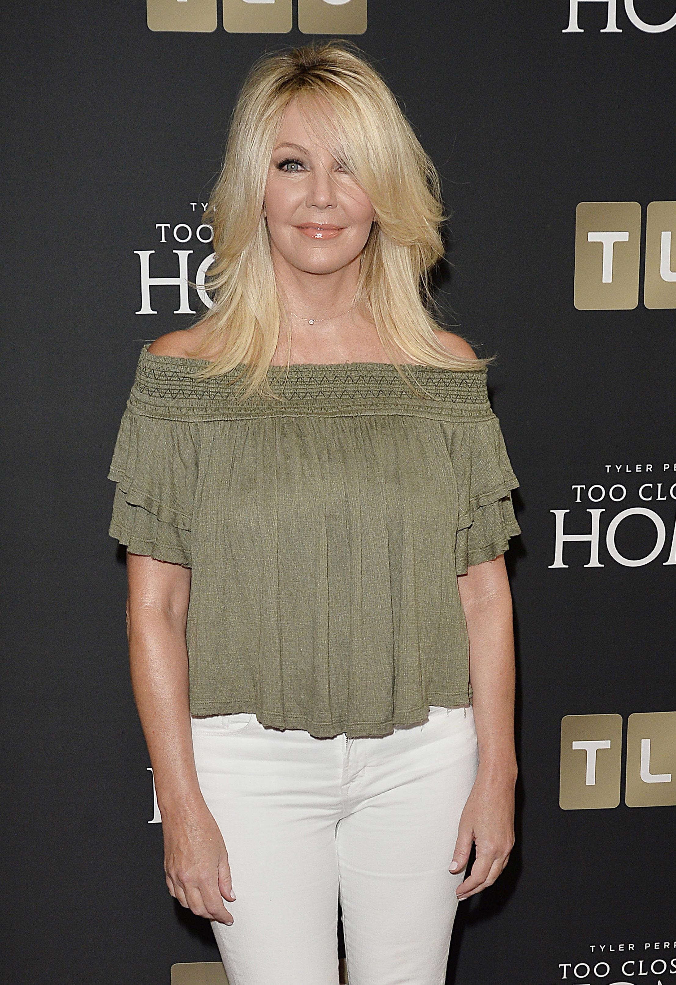 Heather Locklear enters treatment program for substance abuse: Report