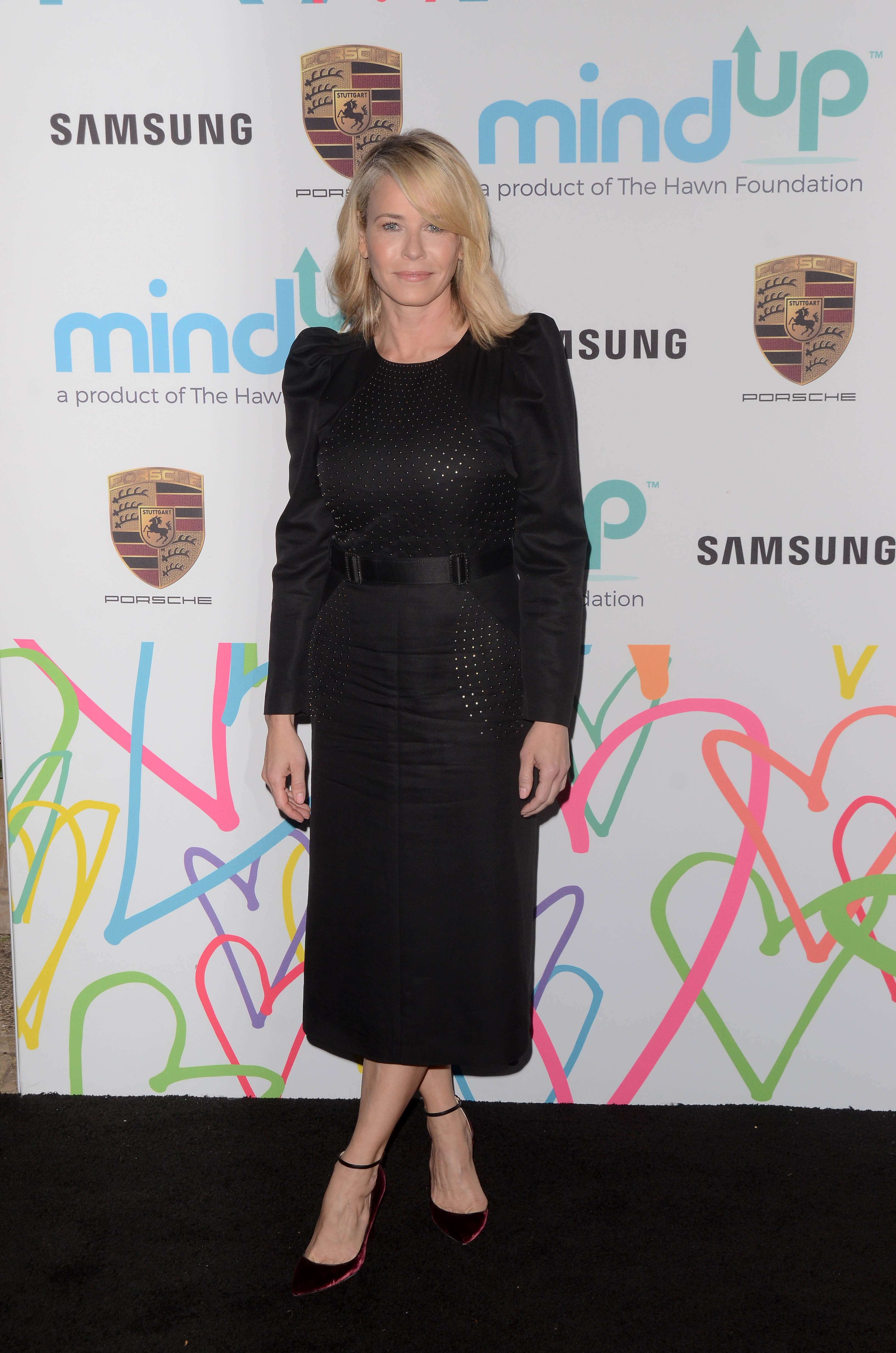 Chelsea Handler attends the Goldie's Love In For Kids event in Los Angeles on Nov. 3, 2017.