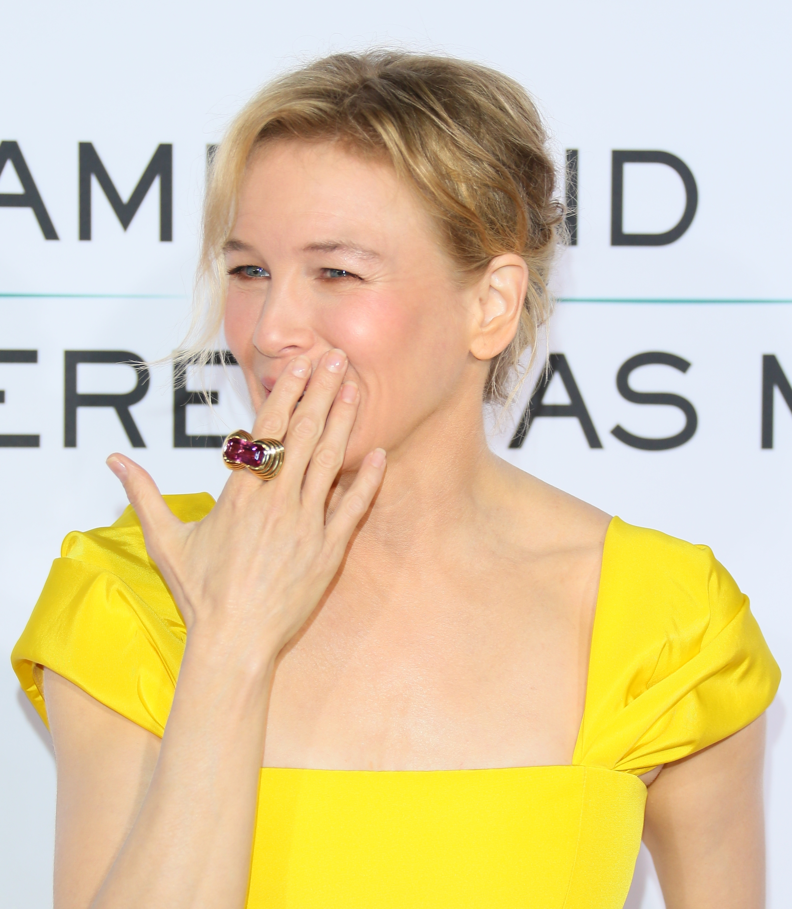 "Renee Zellweger attends the premiere of ""Same Kind of Different as Me"" in Los Angeles on Oct. 12, 2017."
