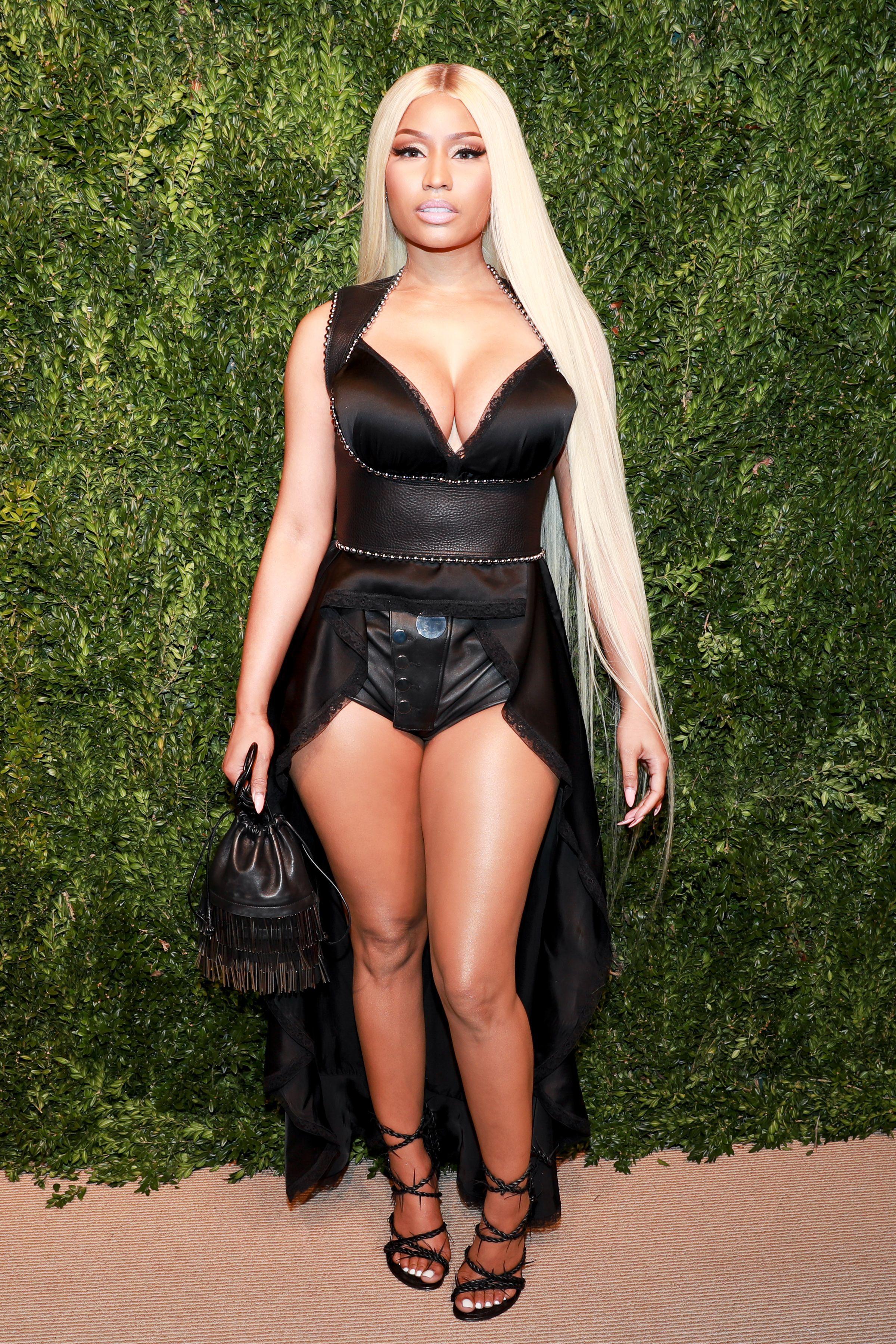 Nicki Minaj Lets No One Get The Last Word Celebrity