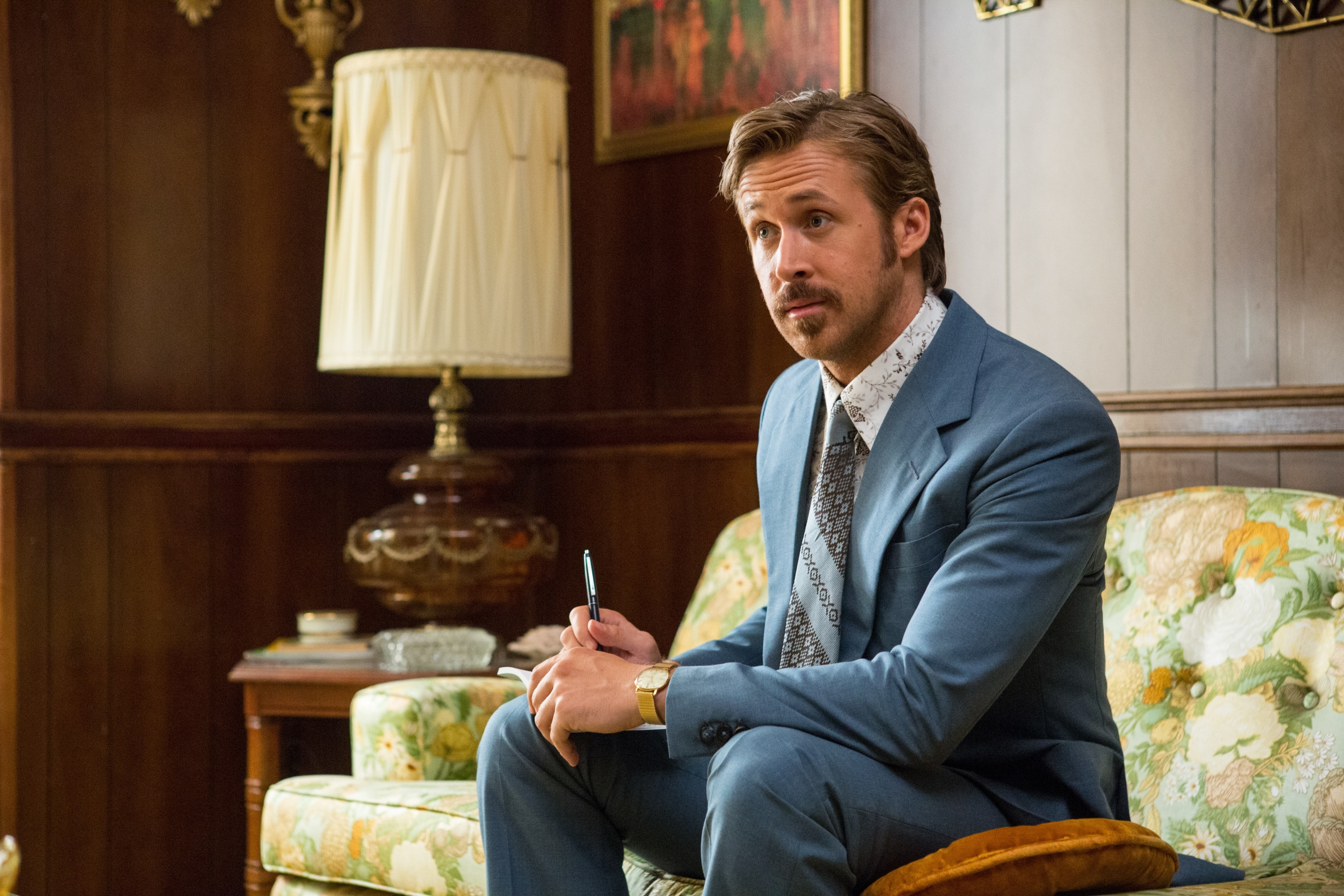 "No. 11: Holland March in ""The Nice Guys"""