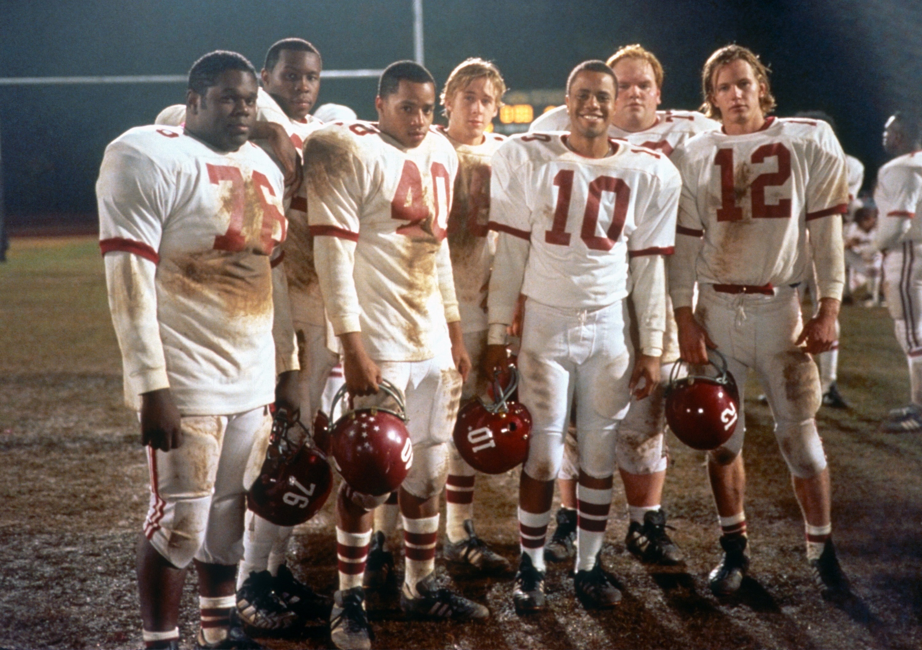 "No. 22: Alan Bosley in ""Remember the Titans"""