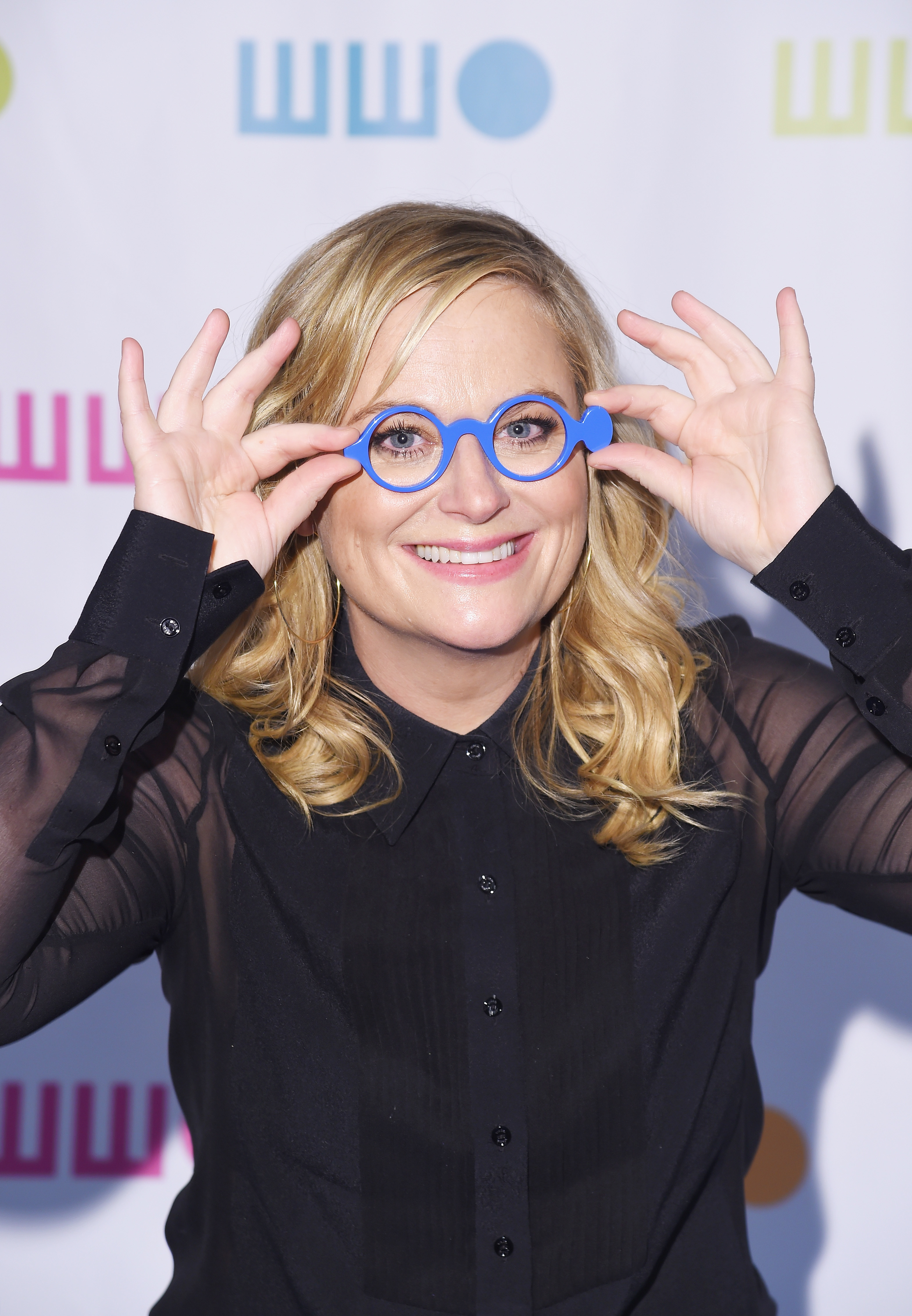 Amy Poehler attends the Worldwide Orphans 13th Annual Gala in New York City on Nov. 13, 2017.
