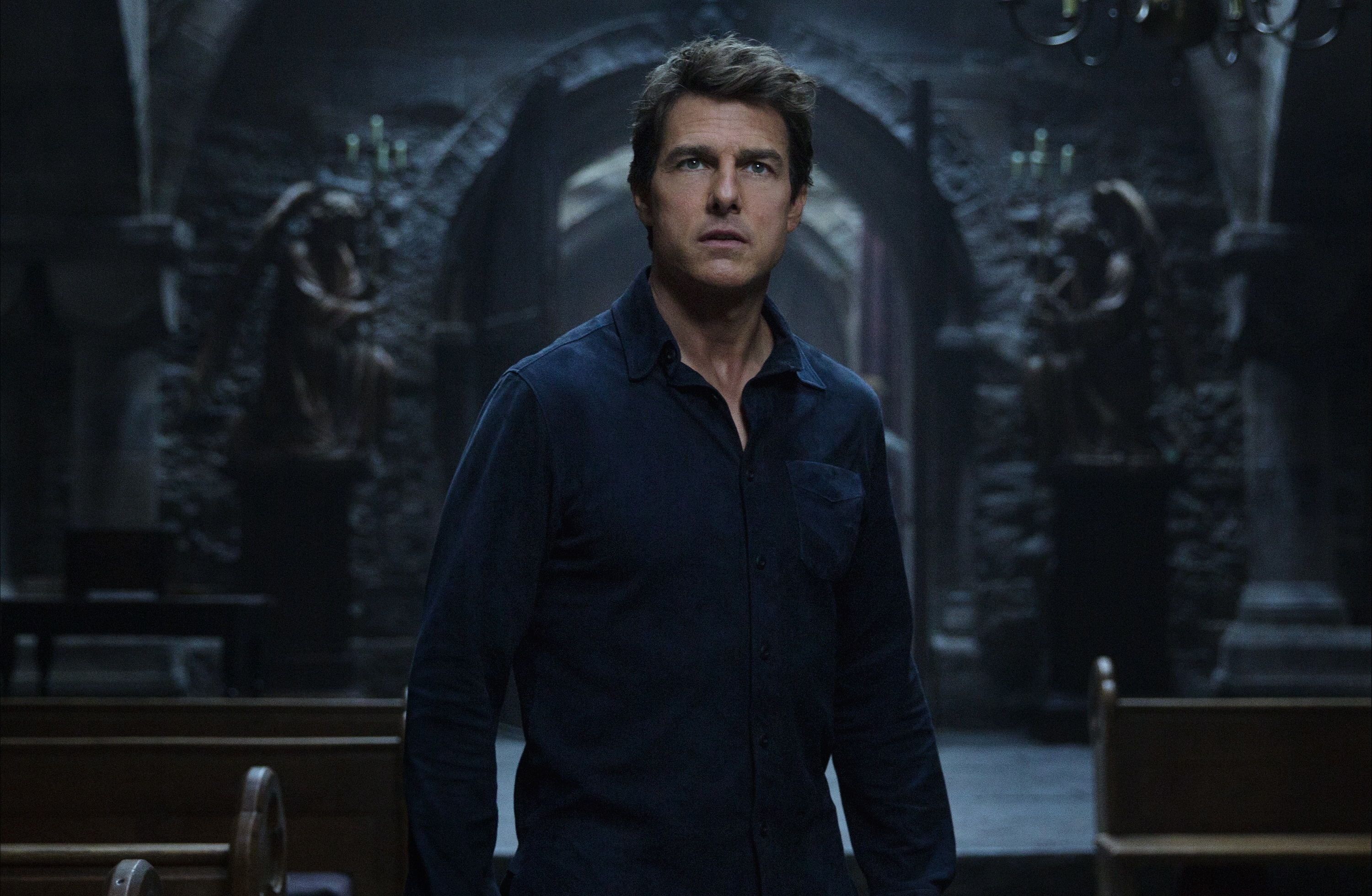 """Tom Cruise stars in """"The Mummy,"""" which was released in the U.S. on June 9, 2017."""